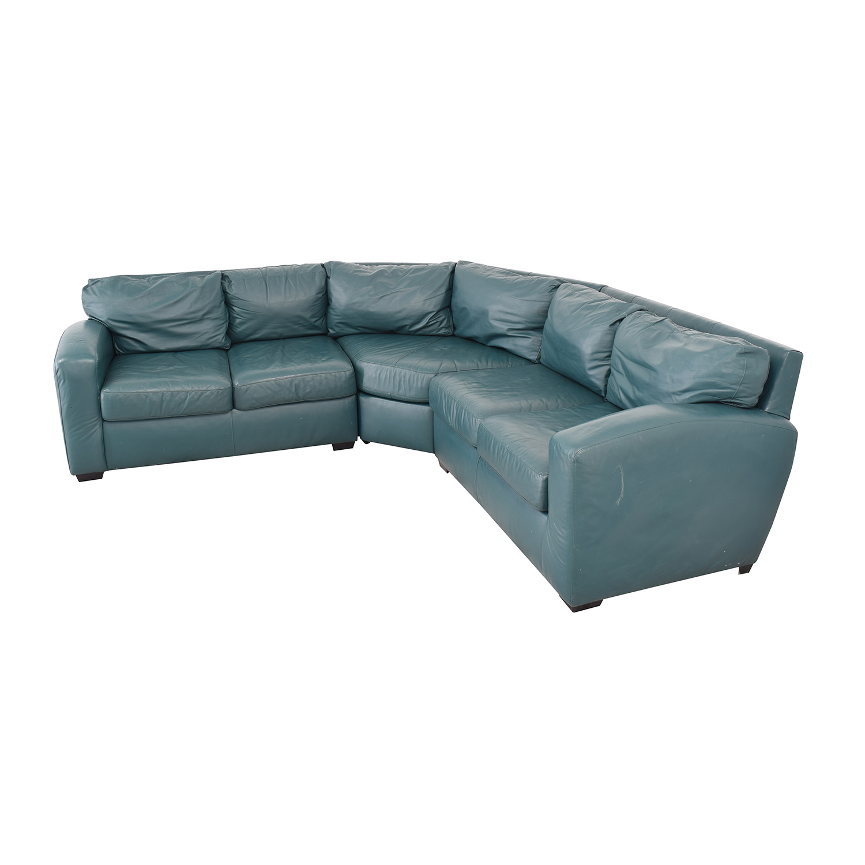 Carson's Five Seat L-Shape Sectional Carson
