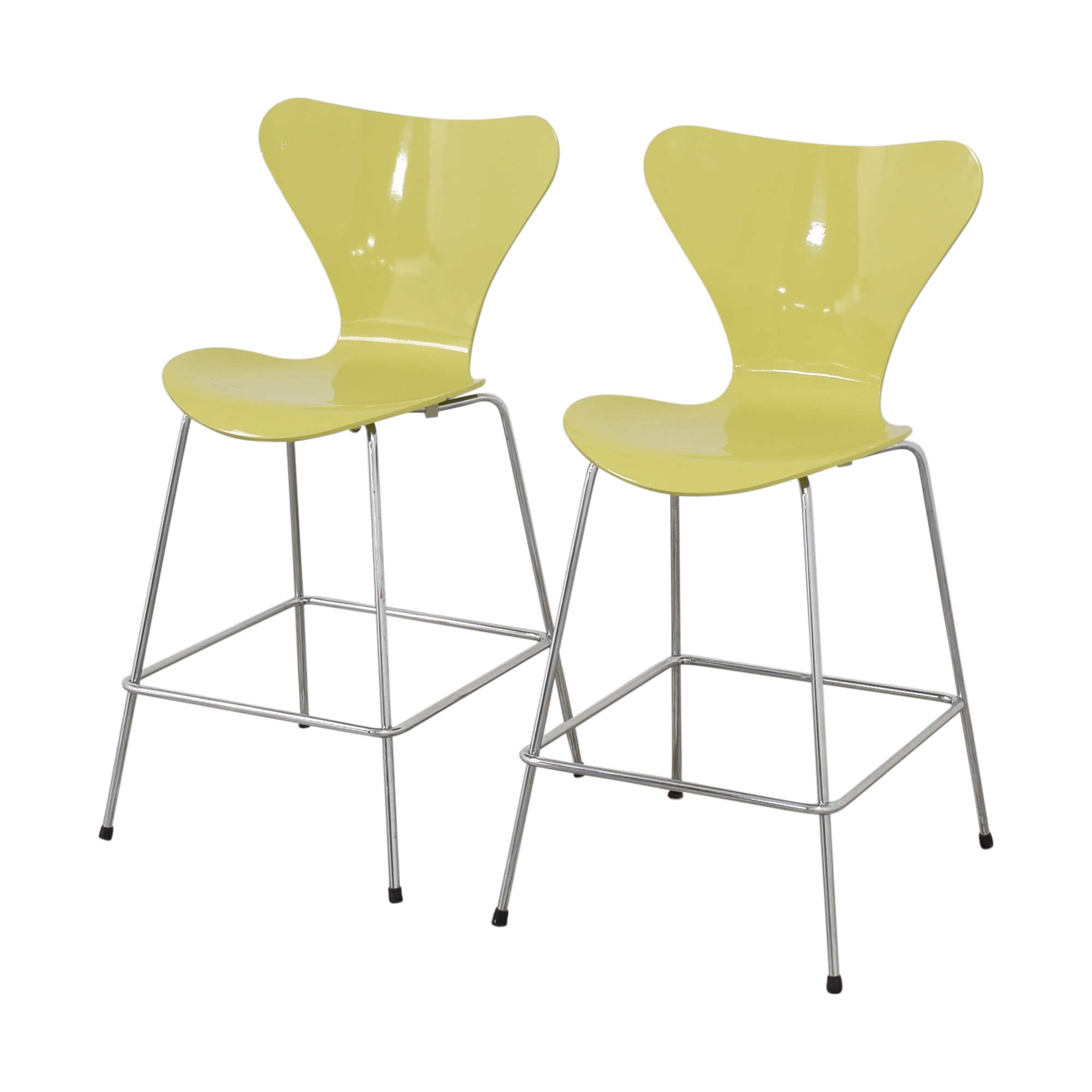 buy Fritz Hansen Arne Jacobsen for Fritz Hansen Series 7 Stools online
