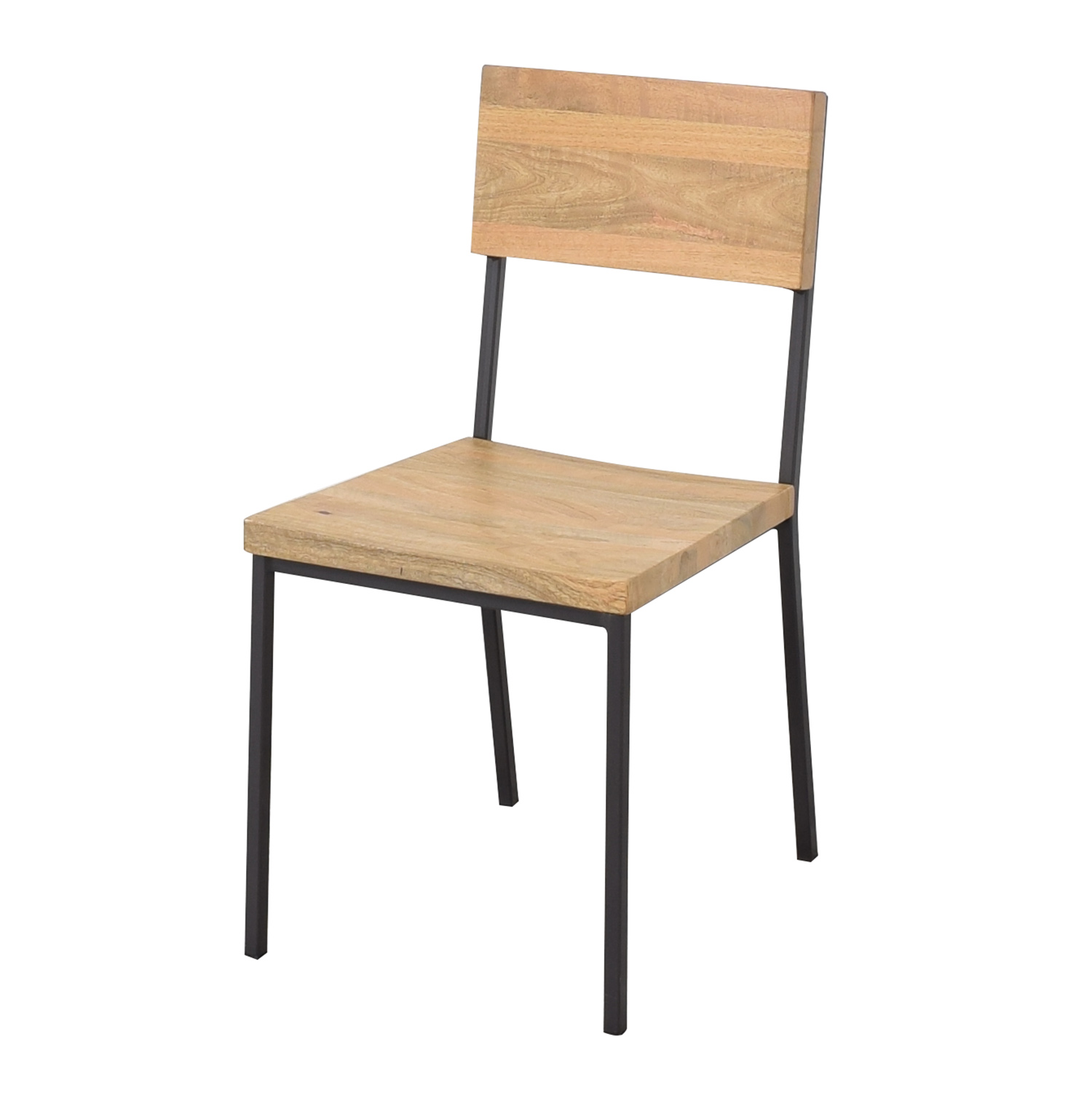 shop West Elm Rustic Dining Chairs West Elm Chairs