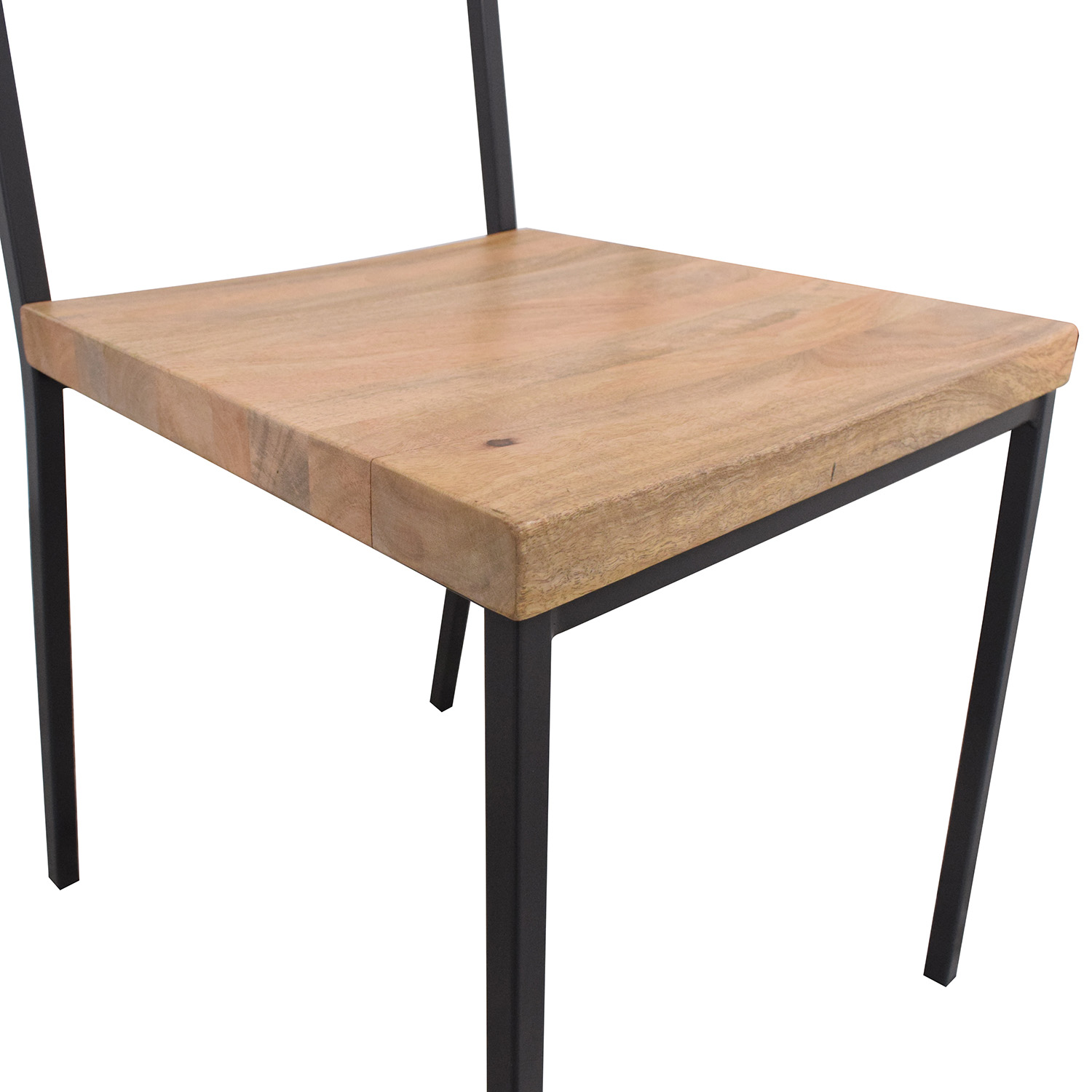 West Elm West Elm Rustic Dining Chairs on sale