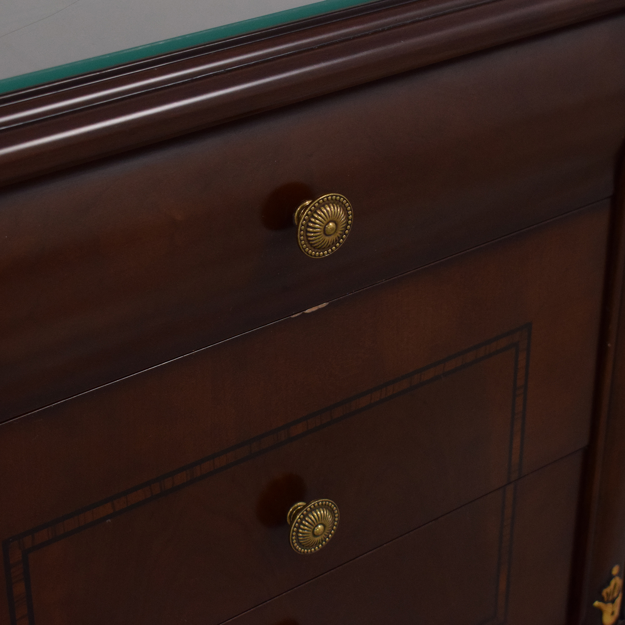 shop Three Drawer Nightstand  End Tables