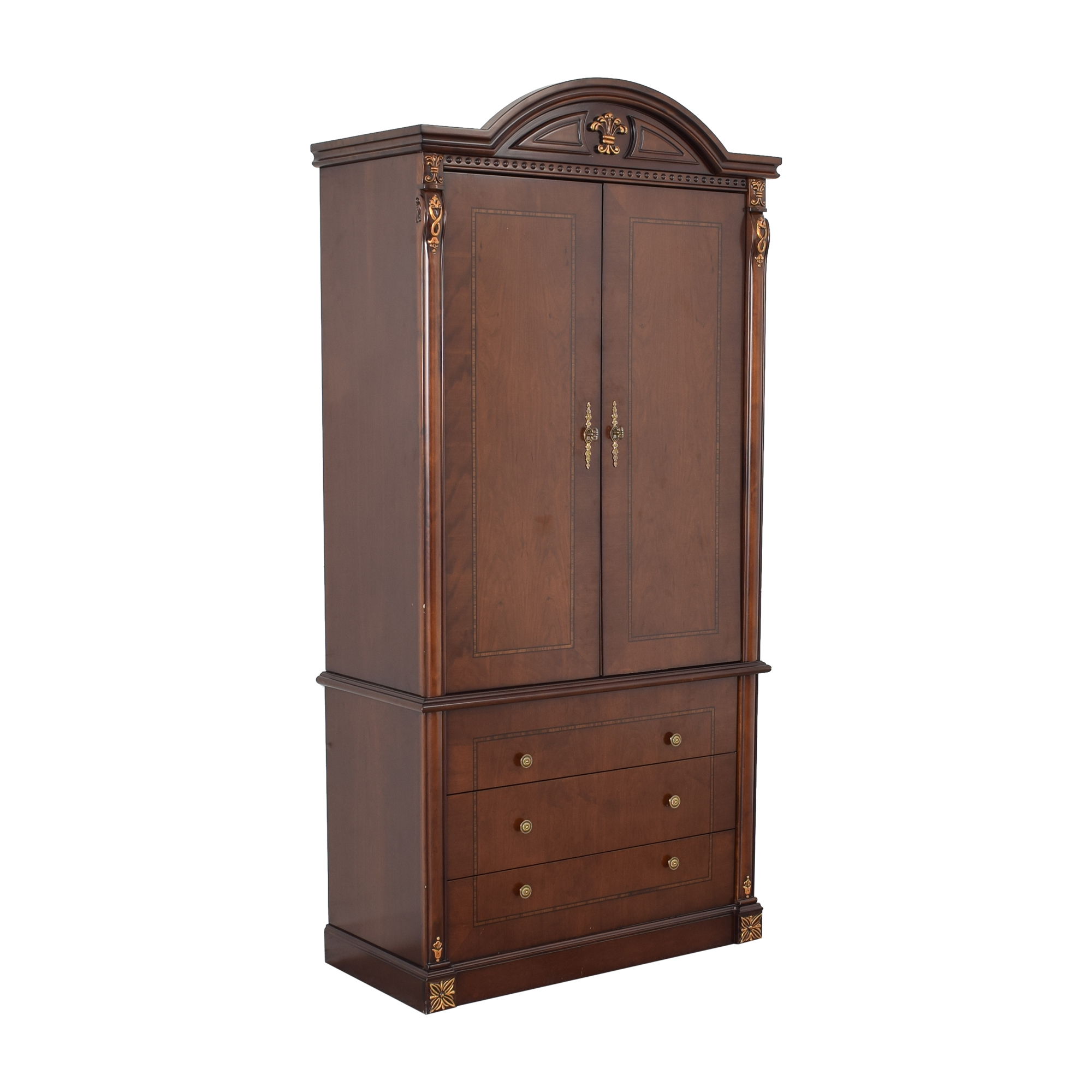 Chippendale Style Wardrobe ma