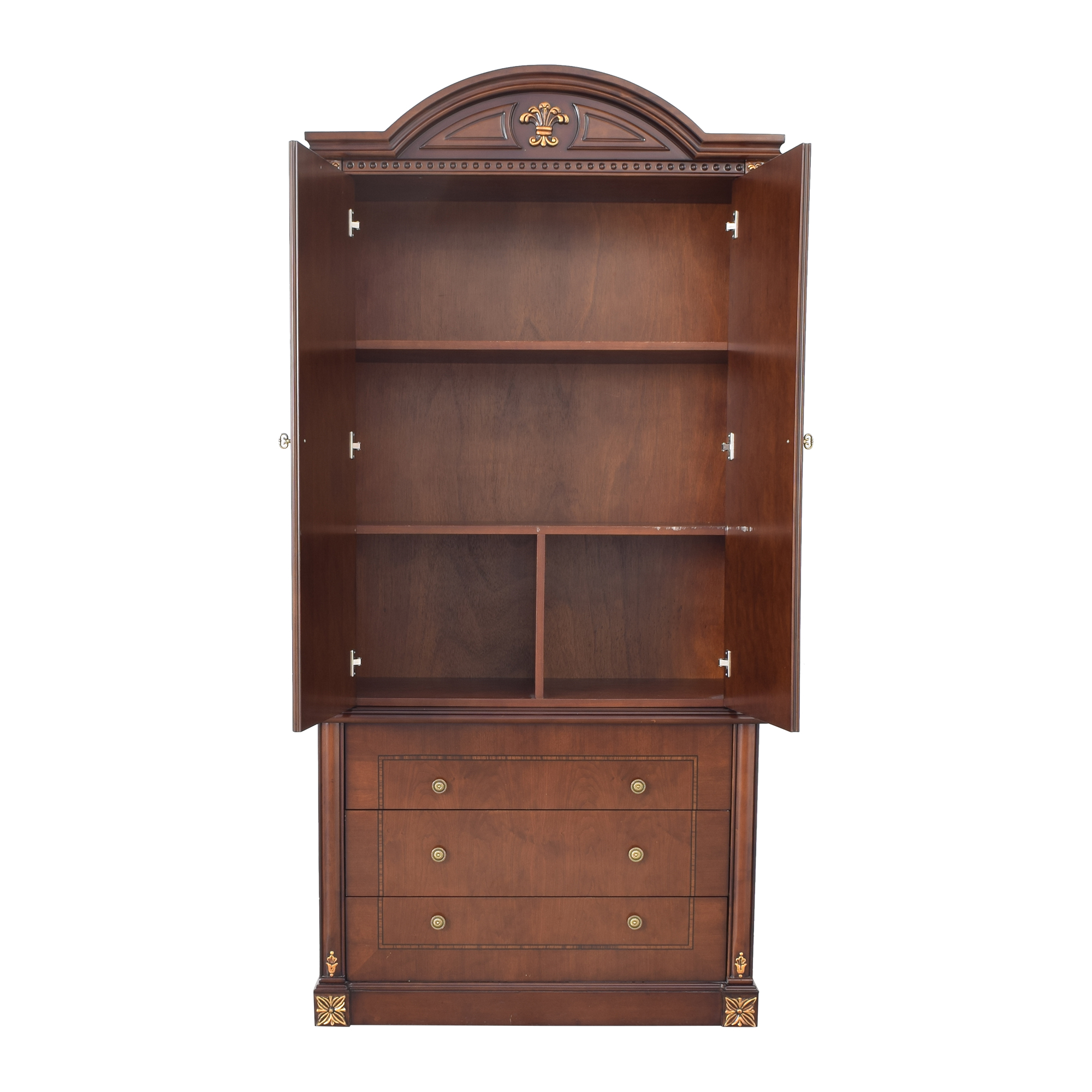 buy Chippendale Style Wardrobe