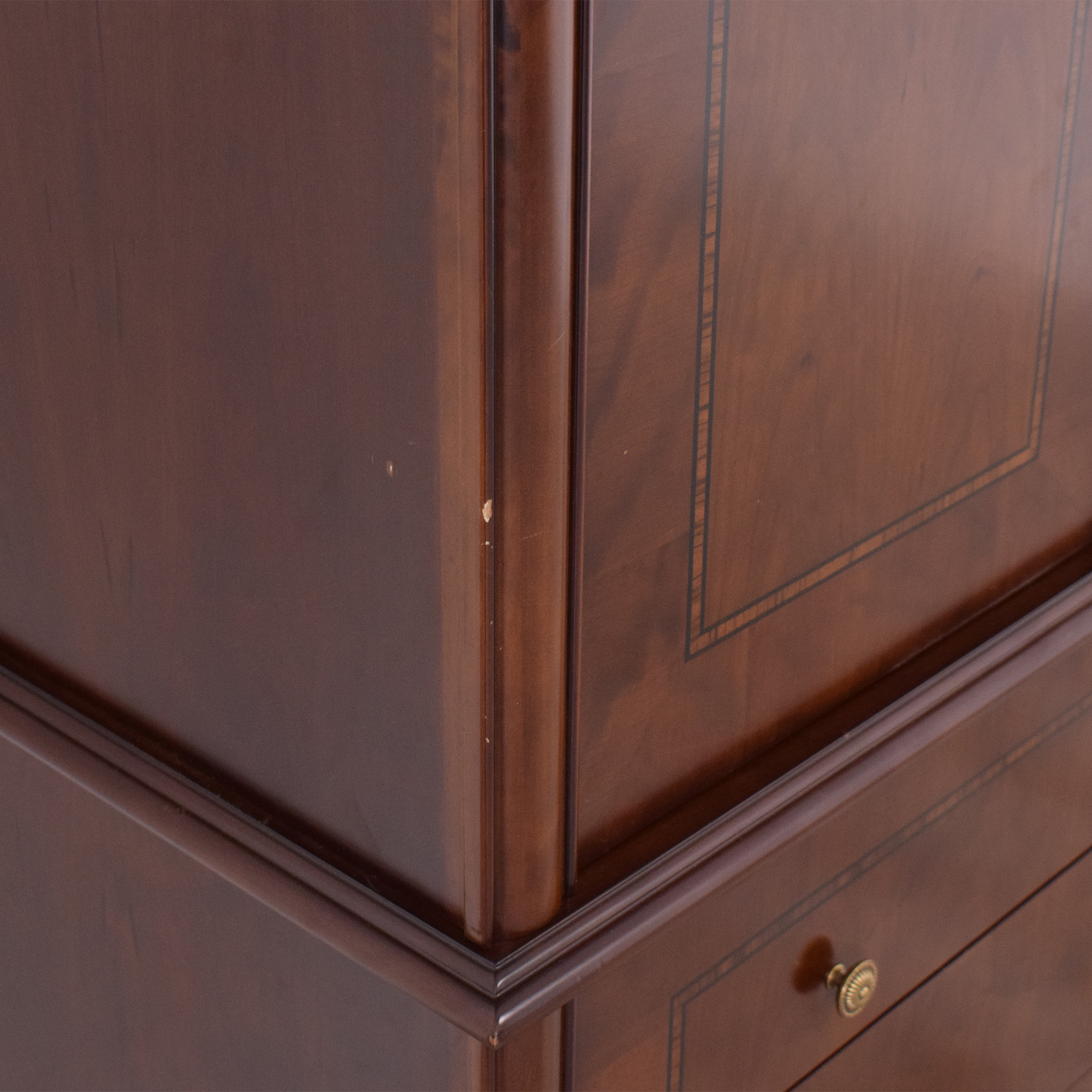 Chippendale Style Wardrobe / Wardrobes & Armoires