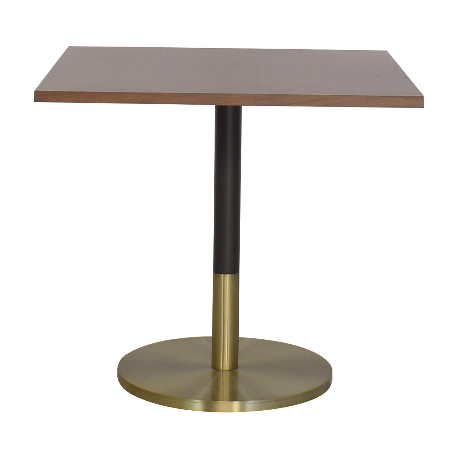 West Elm West Elm Square Bistro Table ct
