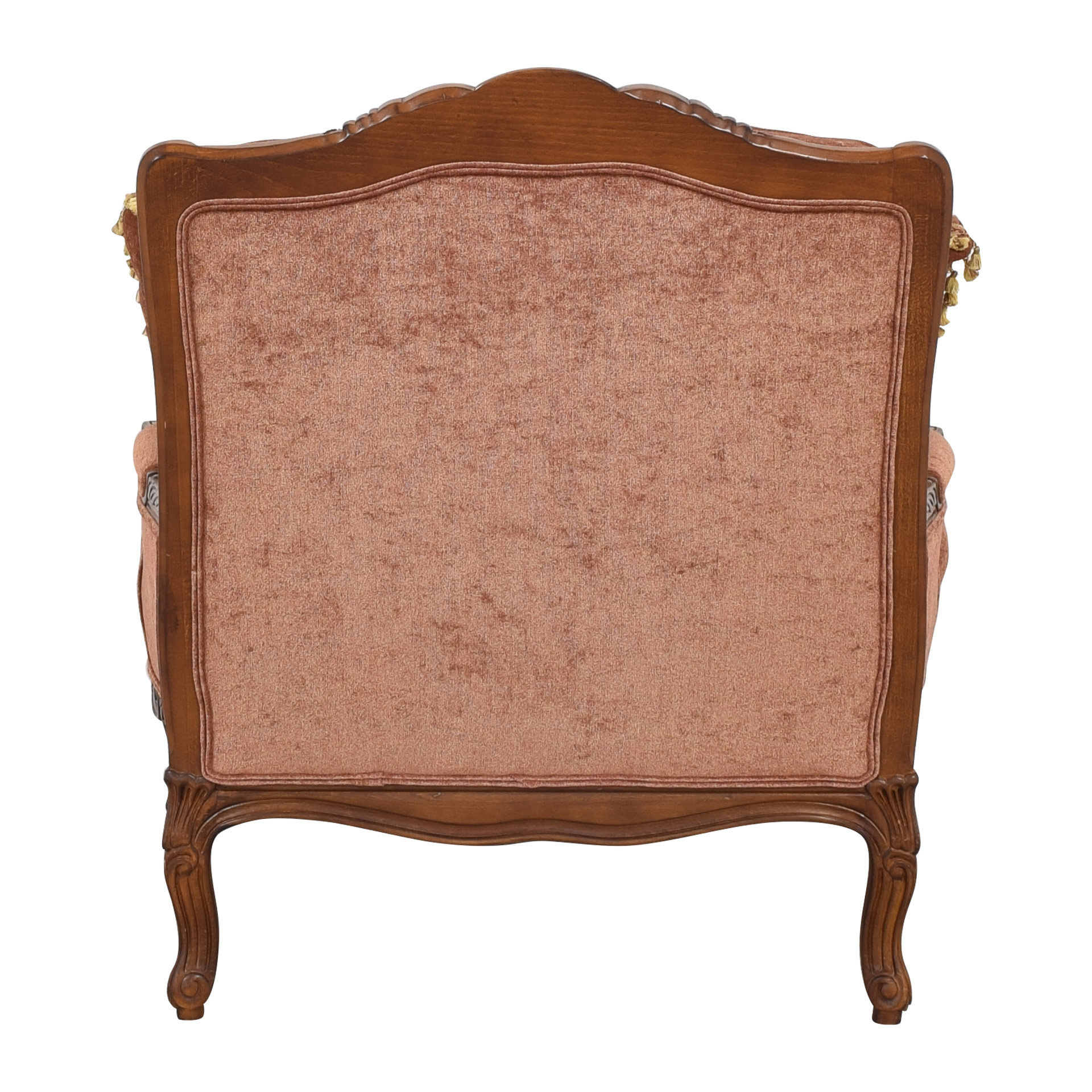 buy Zacksons Fine Furniture Zaksons Carved Lounge Chair online