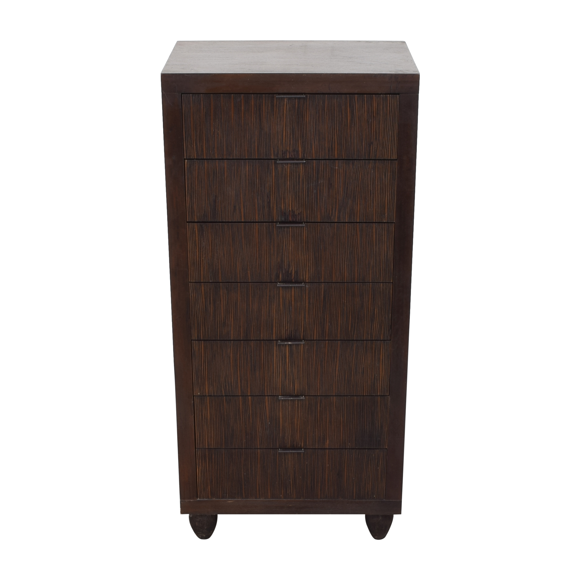 Crate & Barrel Crate & Barrel Tall Chest of Drawers second hand