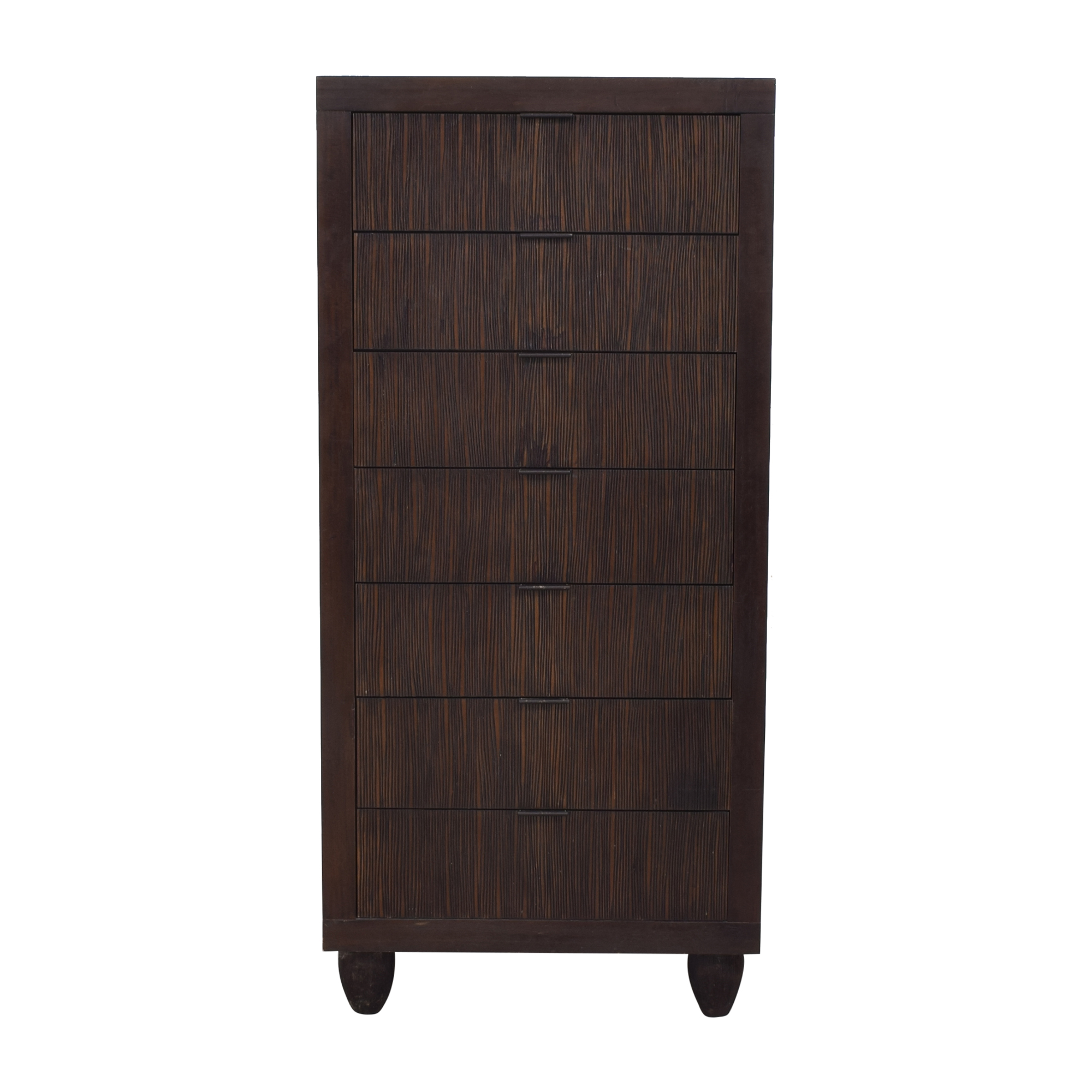 Crate & Barrel Crate & Barrel Tall Chest of Drawers ct