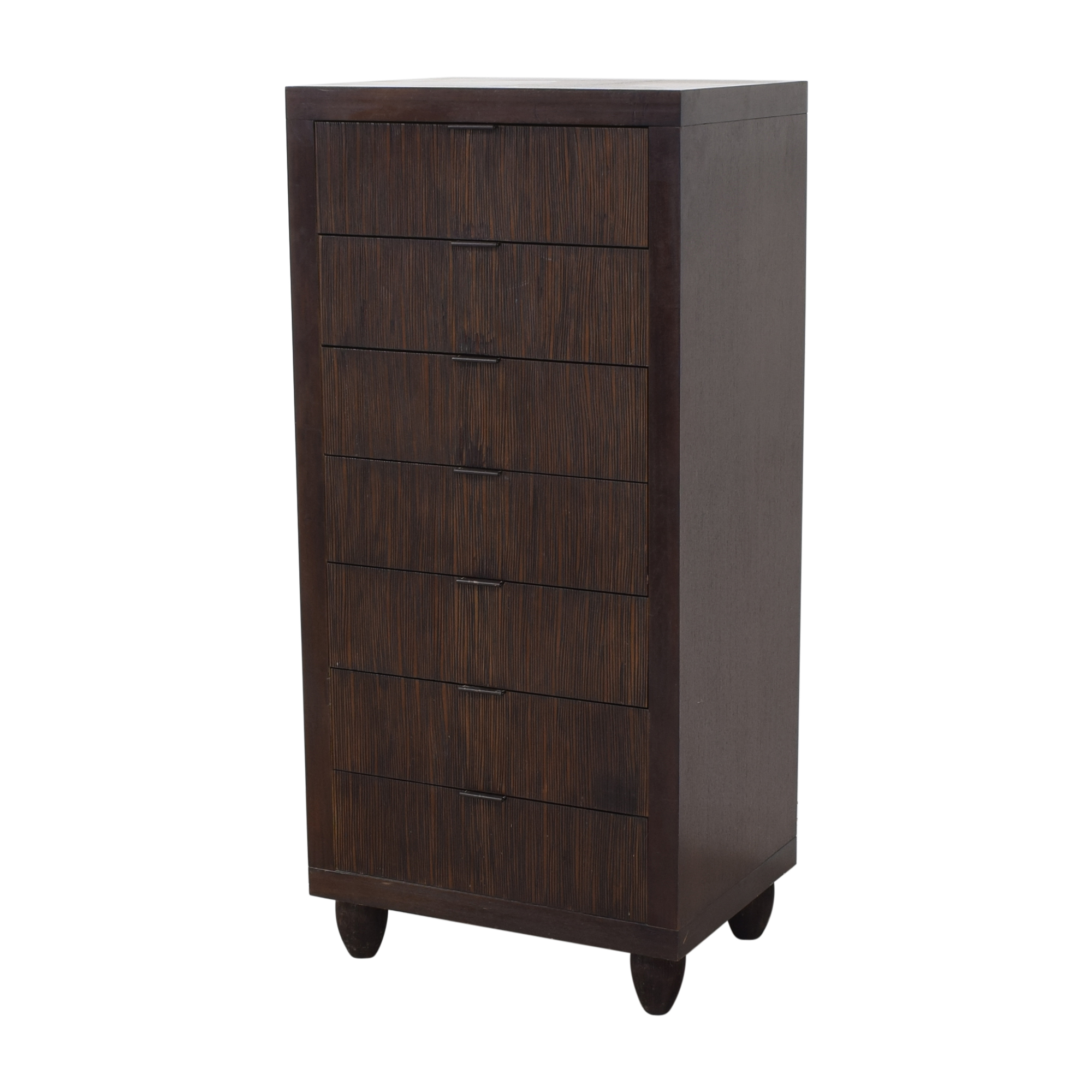 shop Crate & Barrel Tall Chest of Drawers Crate & Barrel Dressers