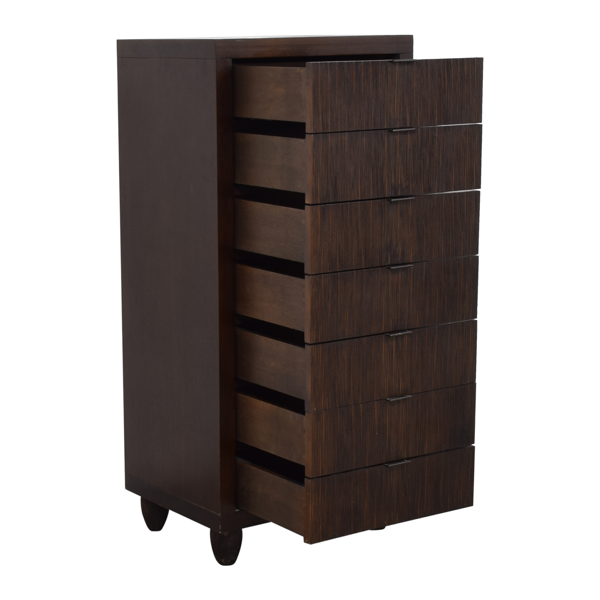 shop Crate & Barrel Tall Chest of Drawers Crate & Barrel