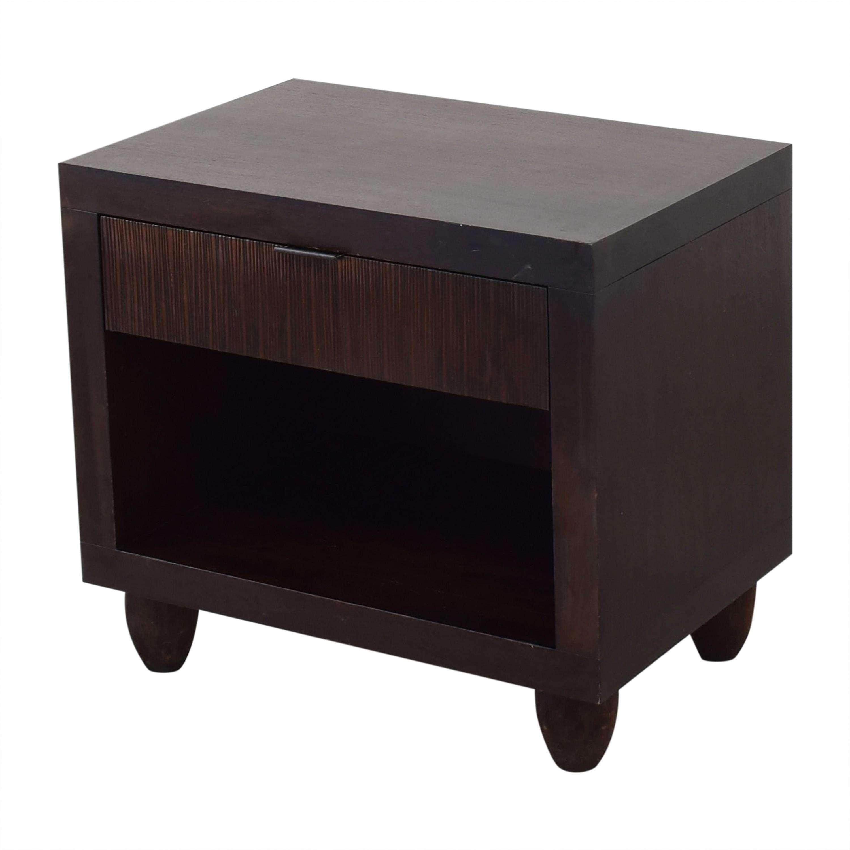 shop Crate & Barrel Crate & Barrel Single Drawer Nightstand online