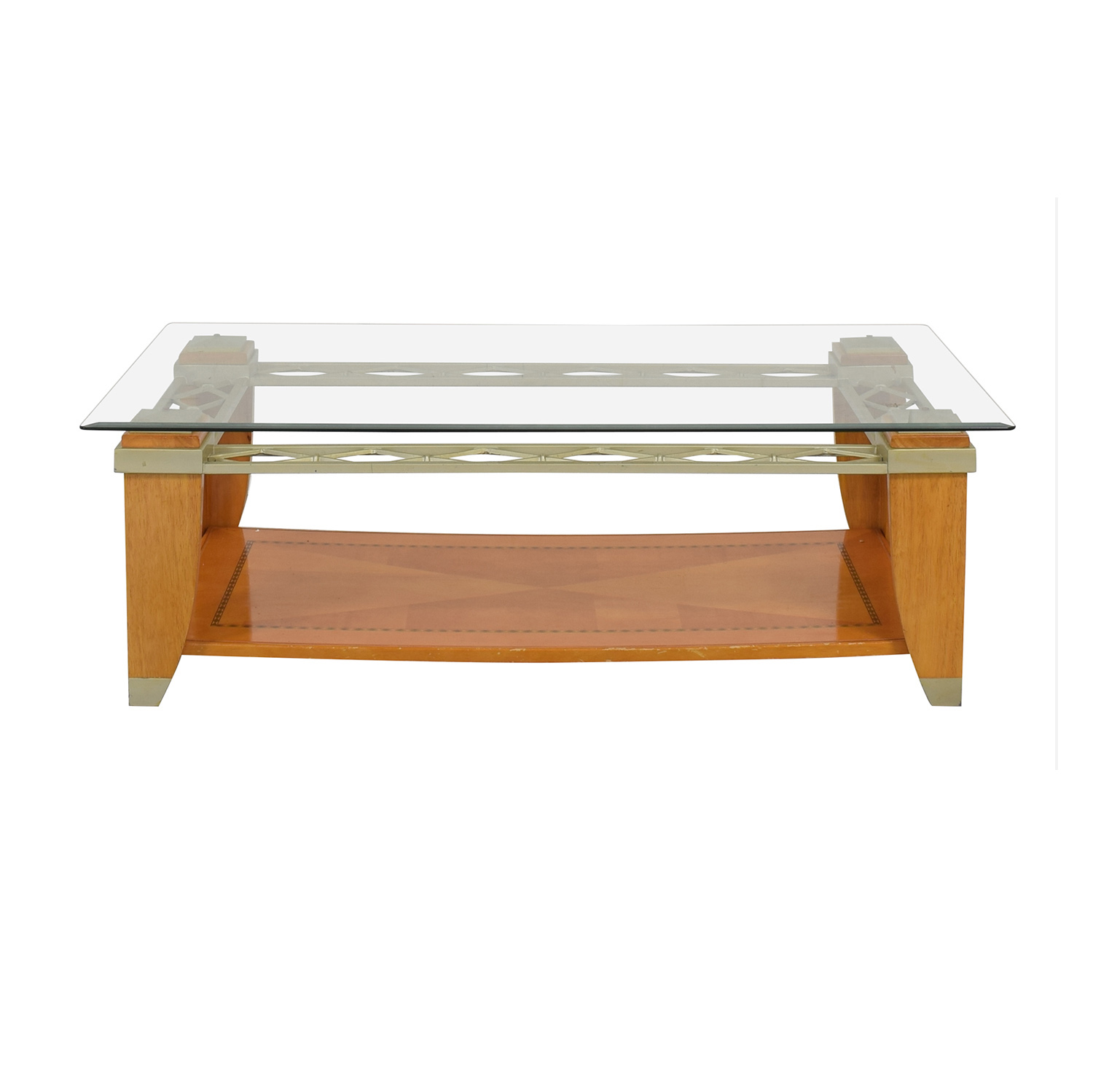 Two Tier Coffee Table ct