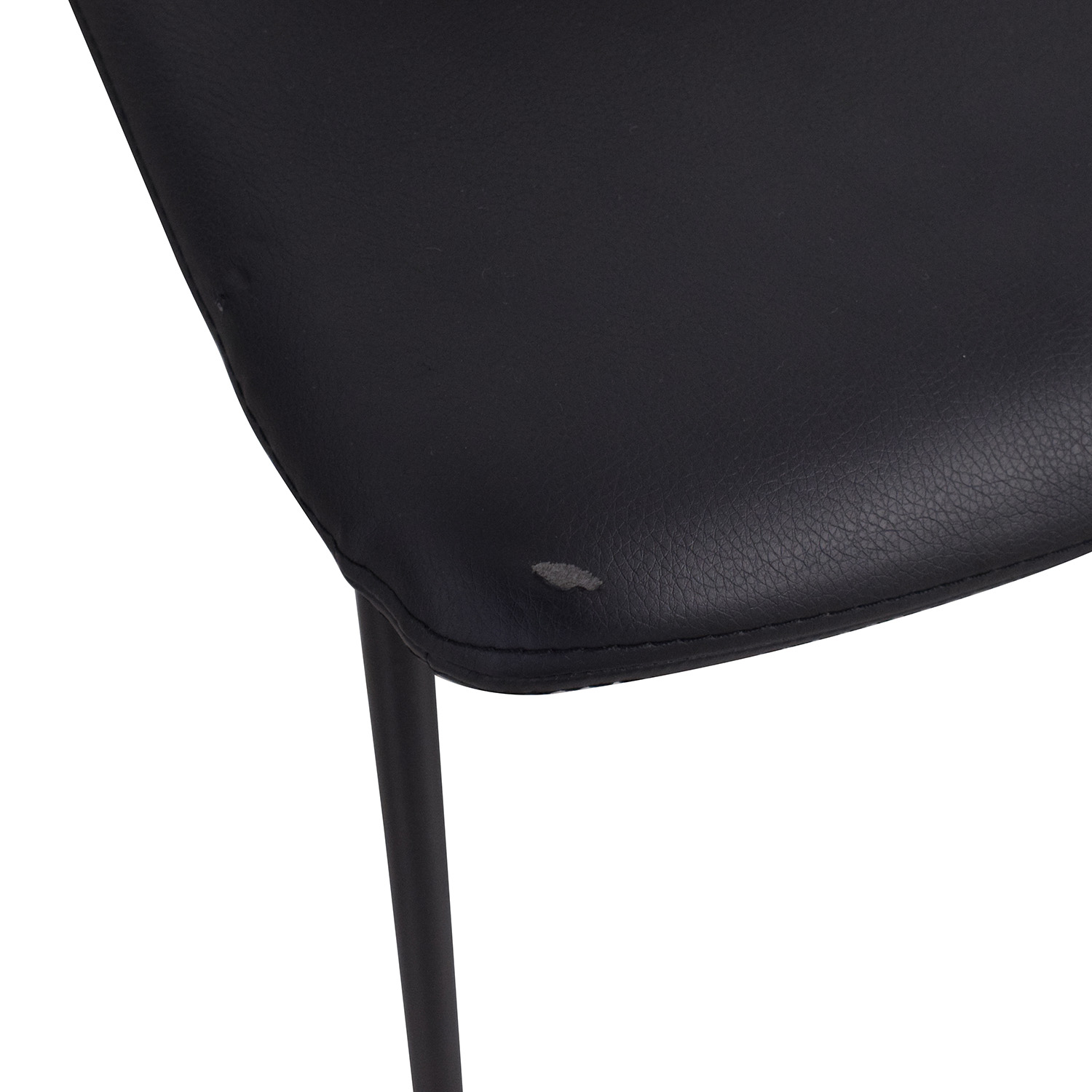 m.a.d. m.a.d. Black Sling Upholstered Chairs nyc