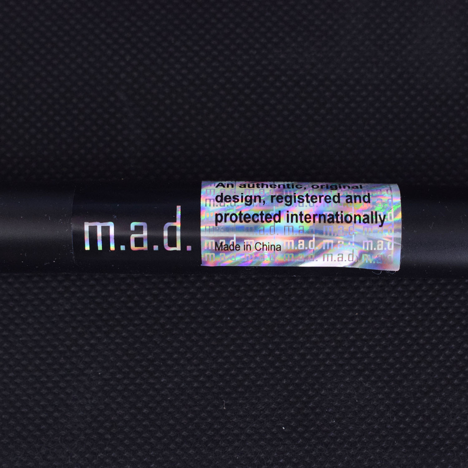 m.a.d. m.a.d. Black Sling Upholstered Chairs used