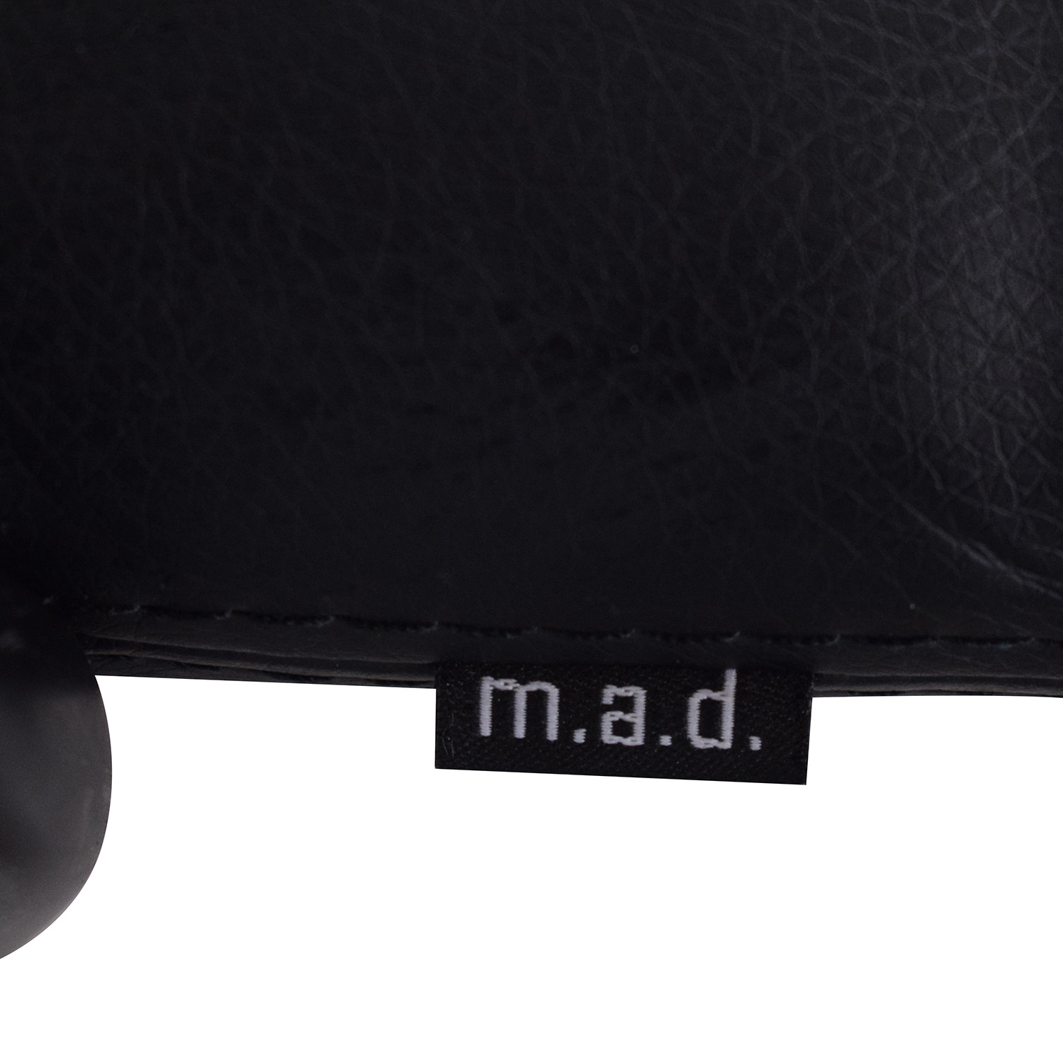 m.a.d. m.a.d. Black Sling Upholstered Chairs