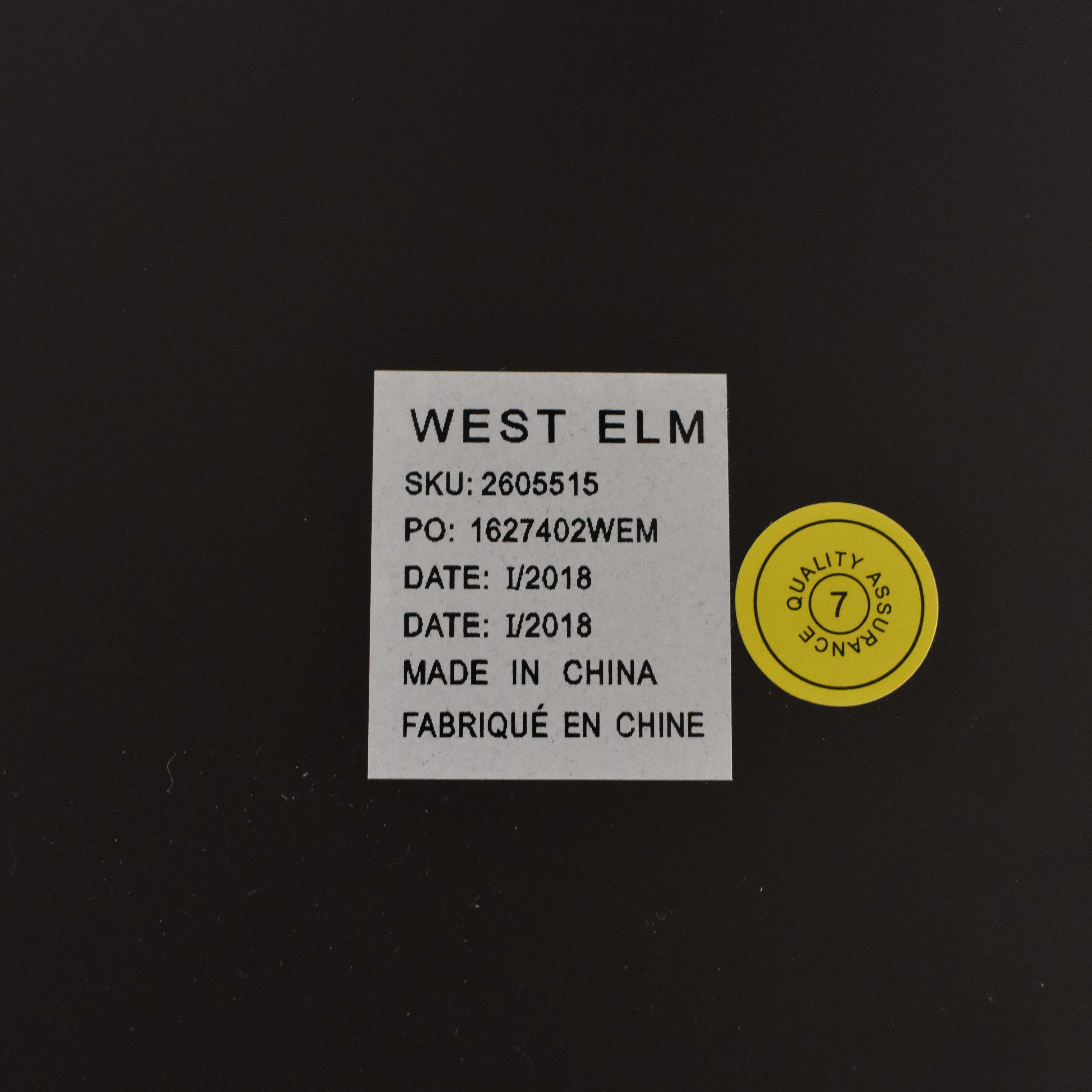 buy West Elm Square Bistro Table West Elm