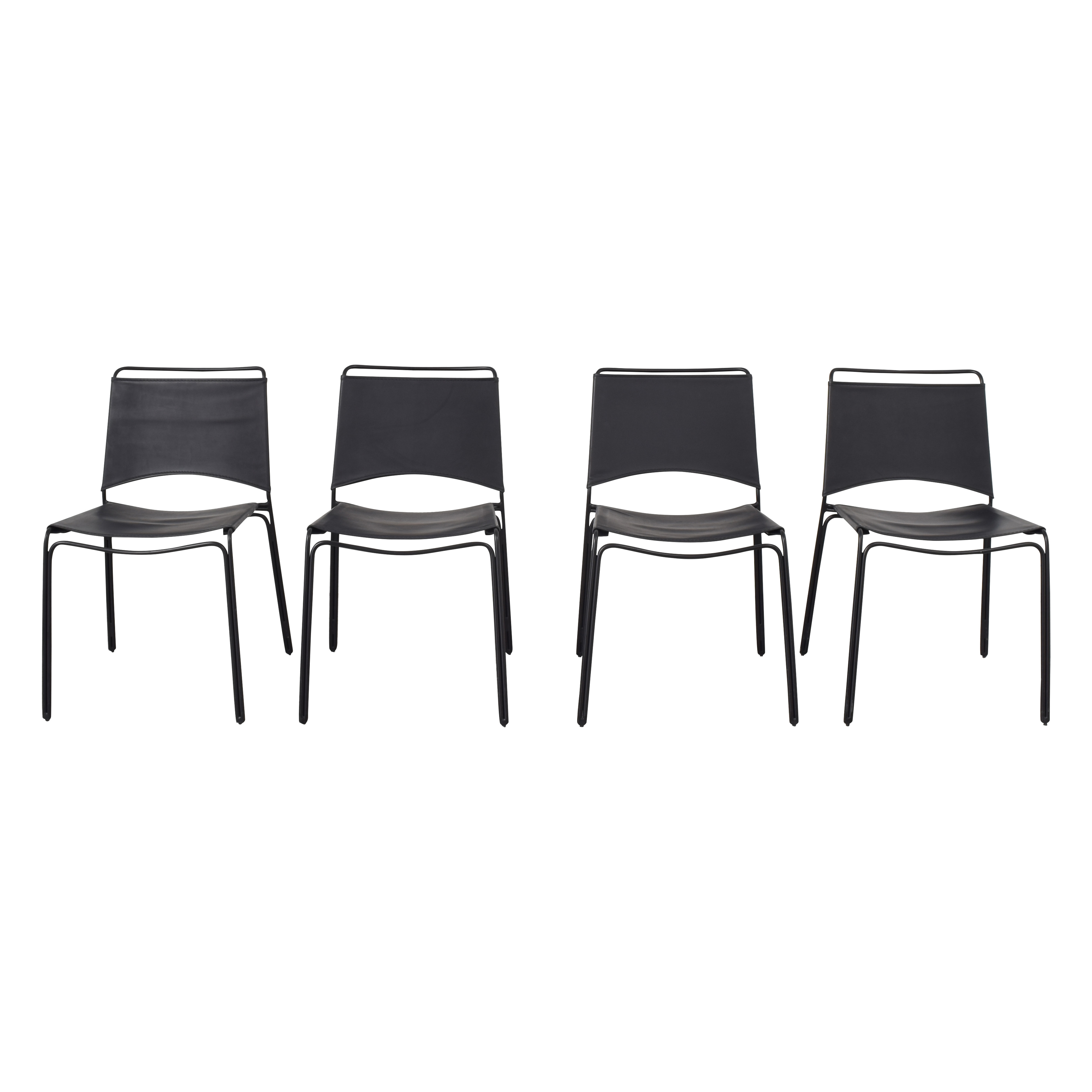Industry West Trace Dining Chairs Industry West