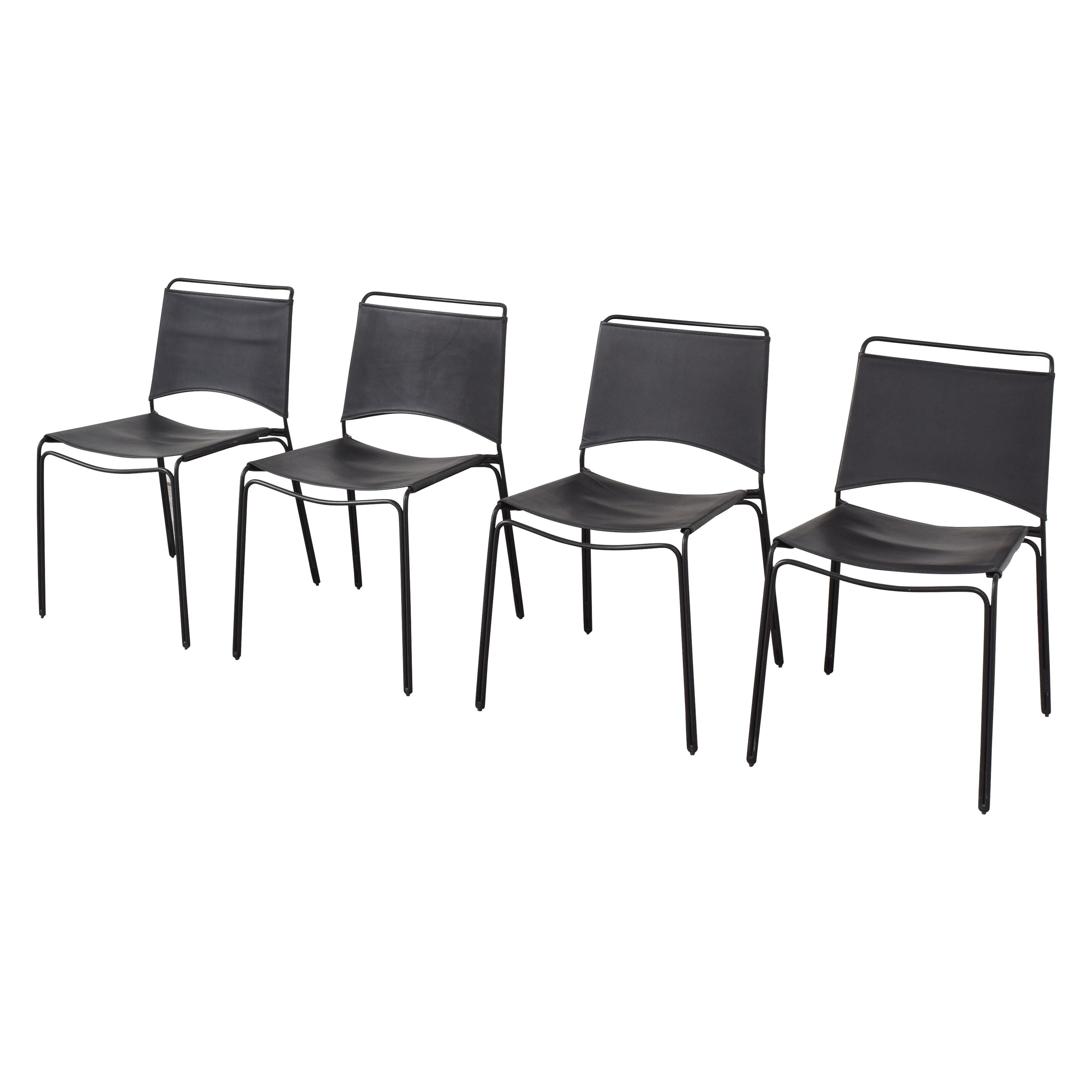 Industry West Trace Dining Chairs sale