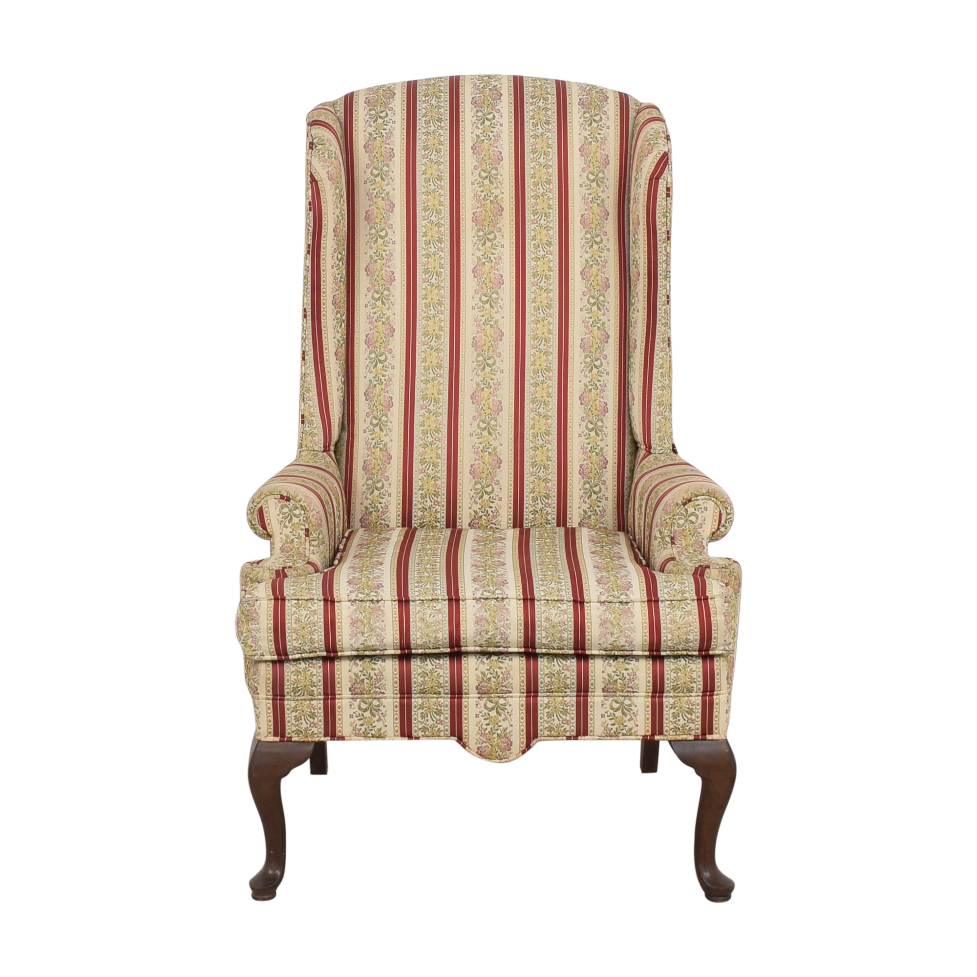 Ethan Allen Ethan Allen Wing Chair coupon