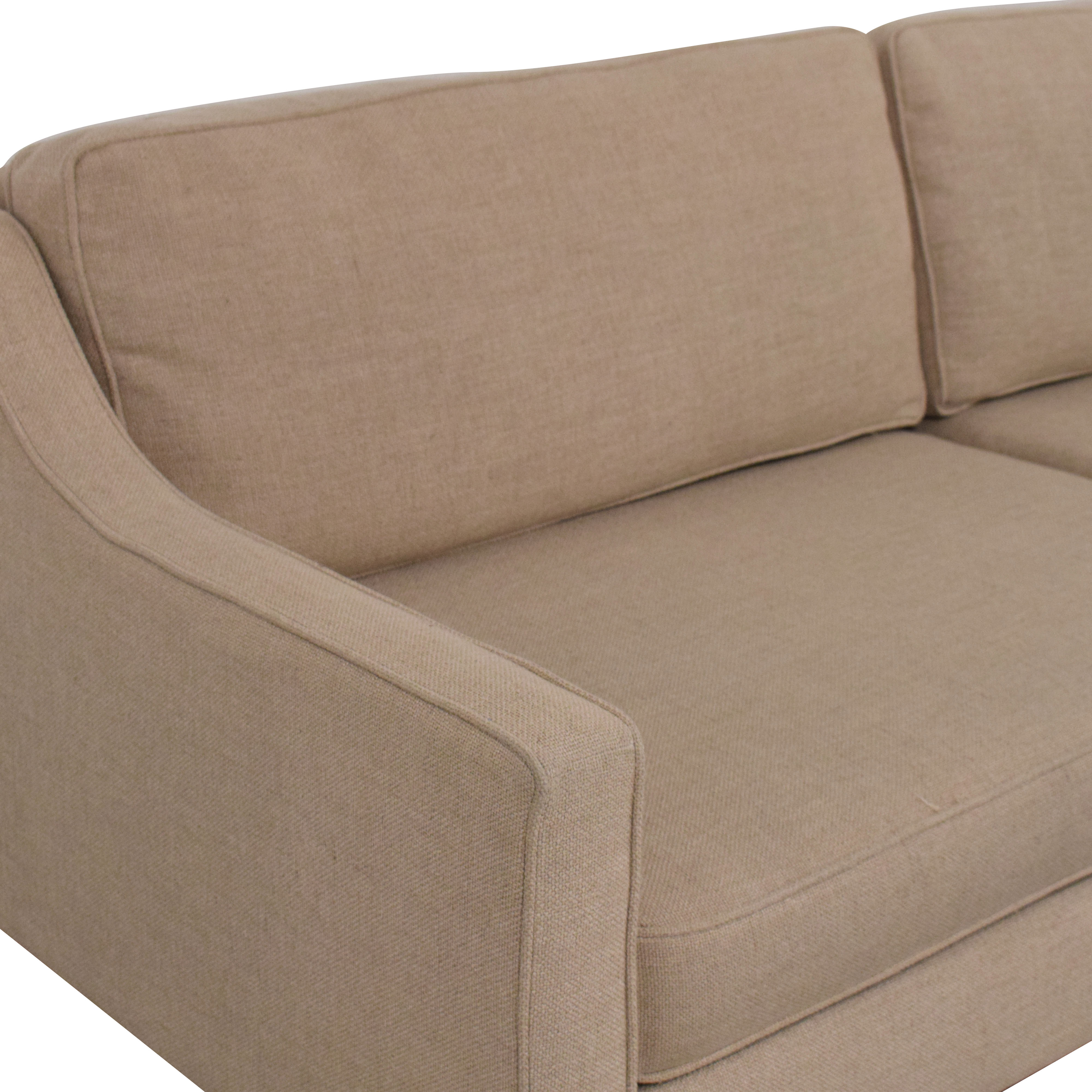 shop West Elm Paidge Grand Sofa West Elm Classic Sofas