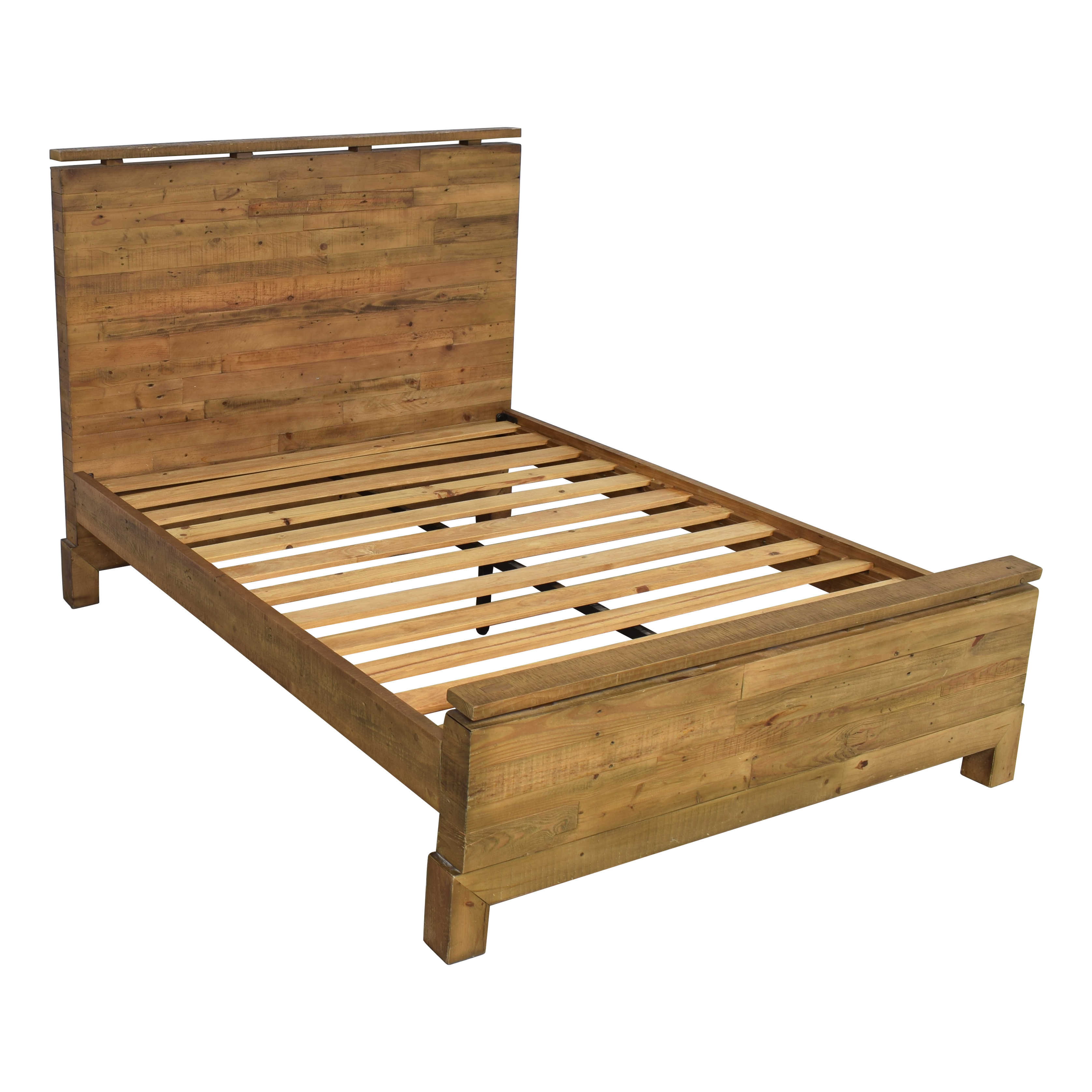 Industrial Home Tioga Queen Bed / Bed Frames