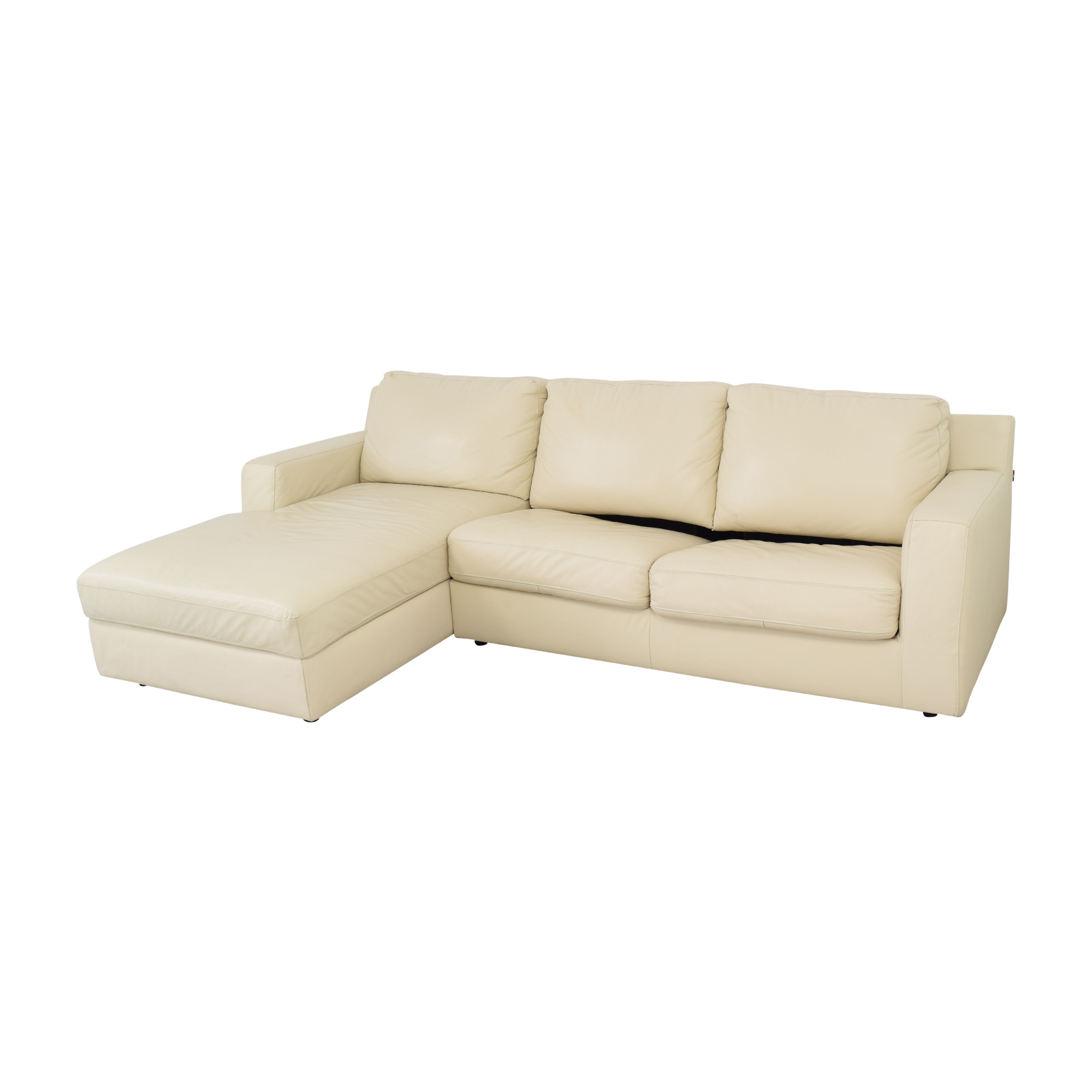 J&M Furniture Jenny Sectional Sleeper Sofa / Sectionals