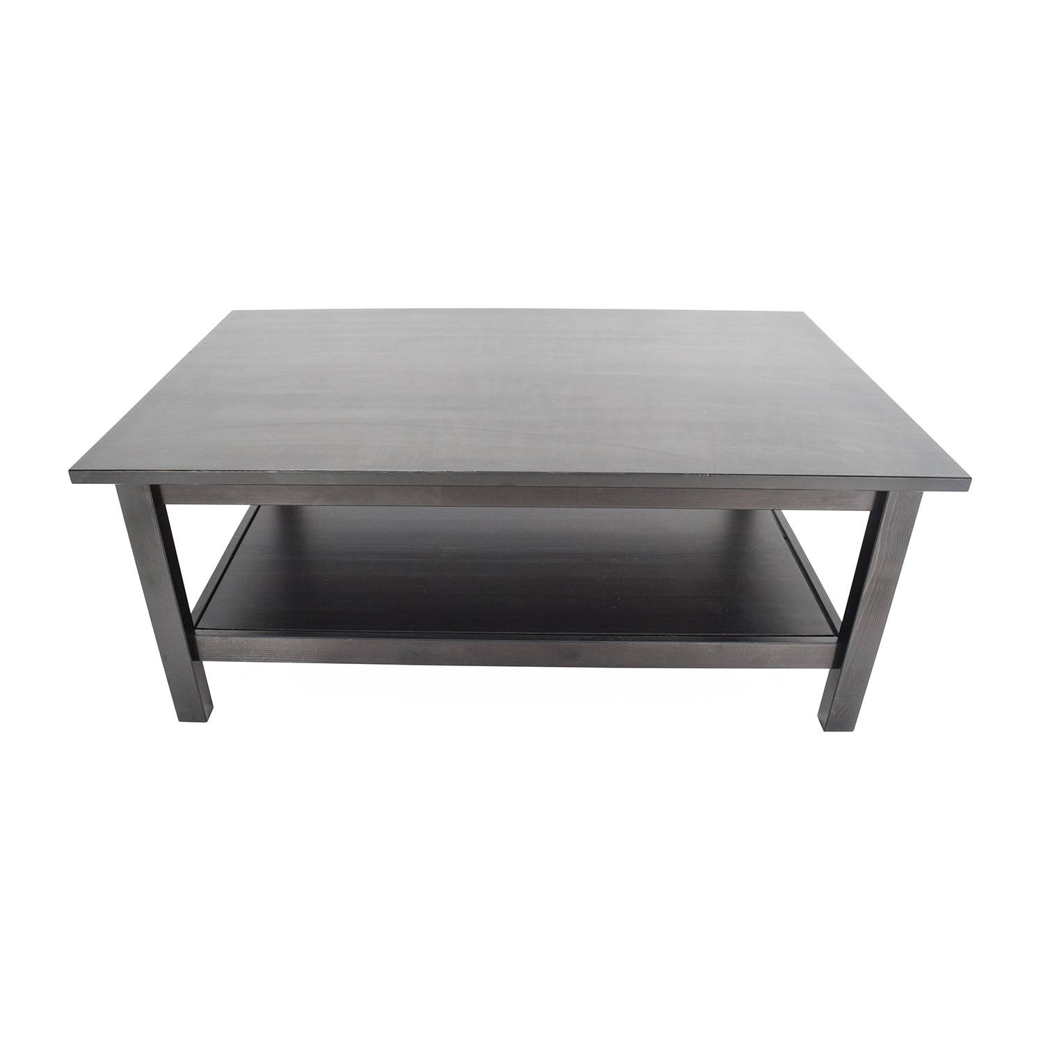 50% OFF IKEA Dark Chocolate Coffee Table Tables