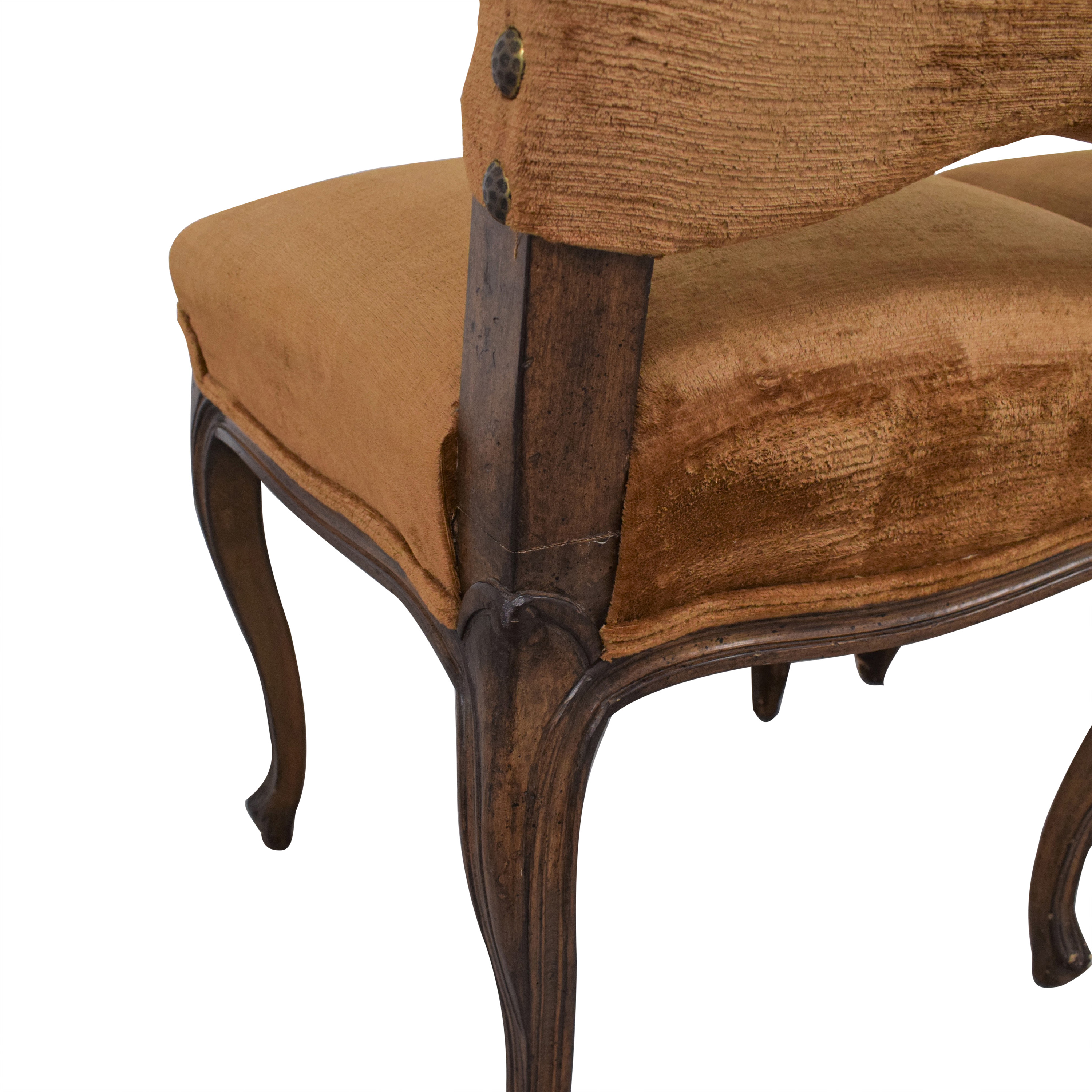 Upholstered Nail Head Dining Chairs Dining Chairs