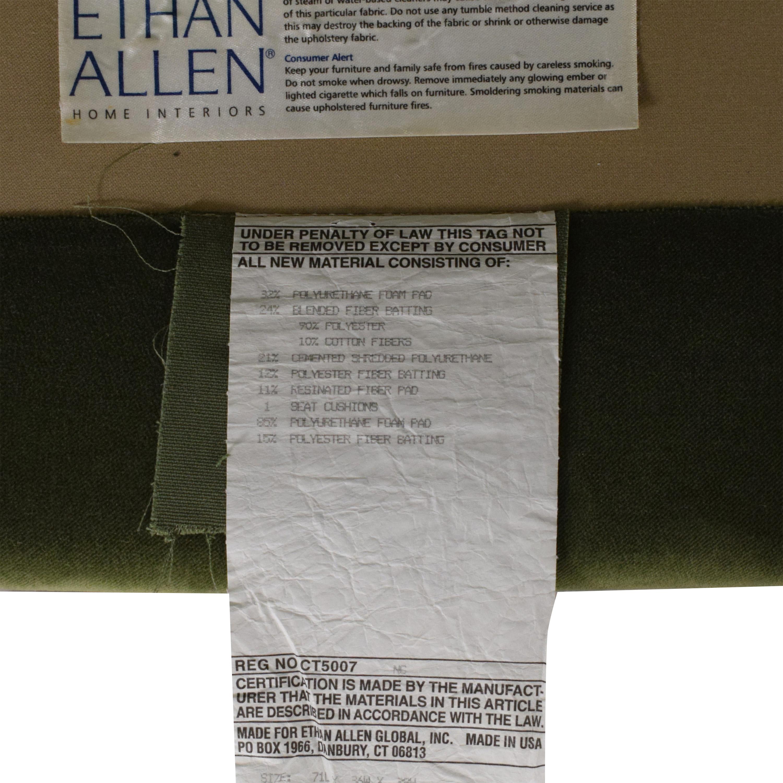 Ethan Allen Ethan Allen Settee ma
