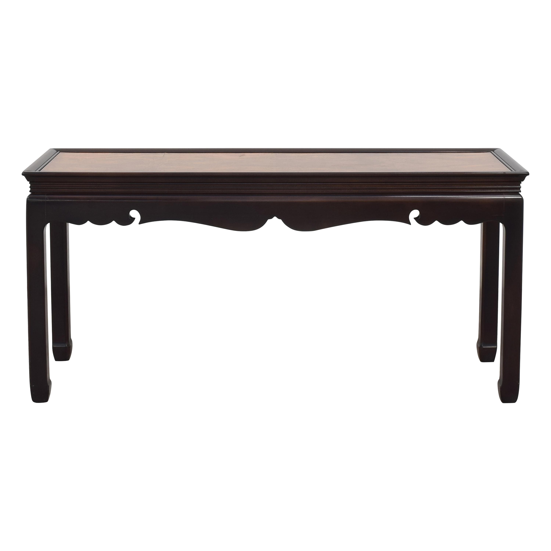 Vintage Console Table on sale