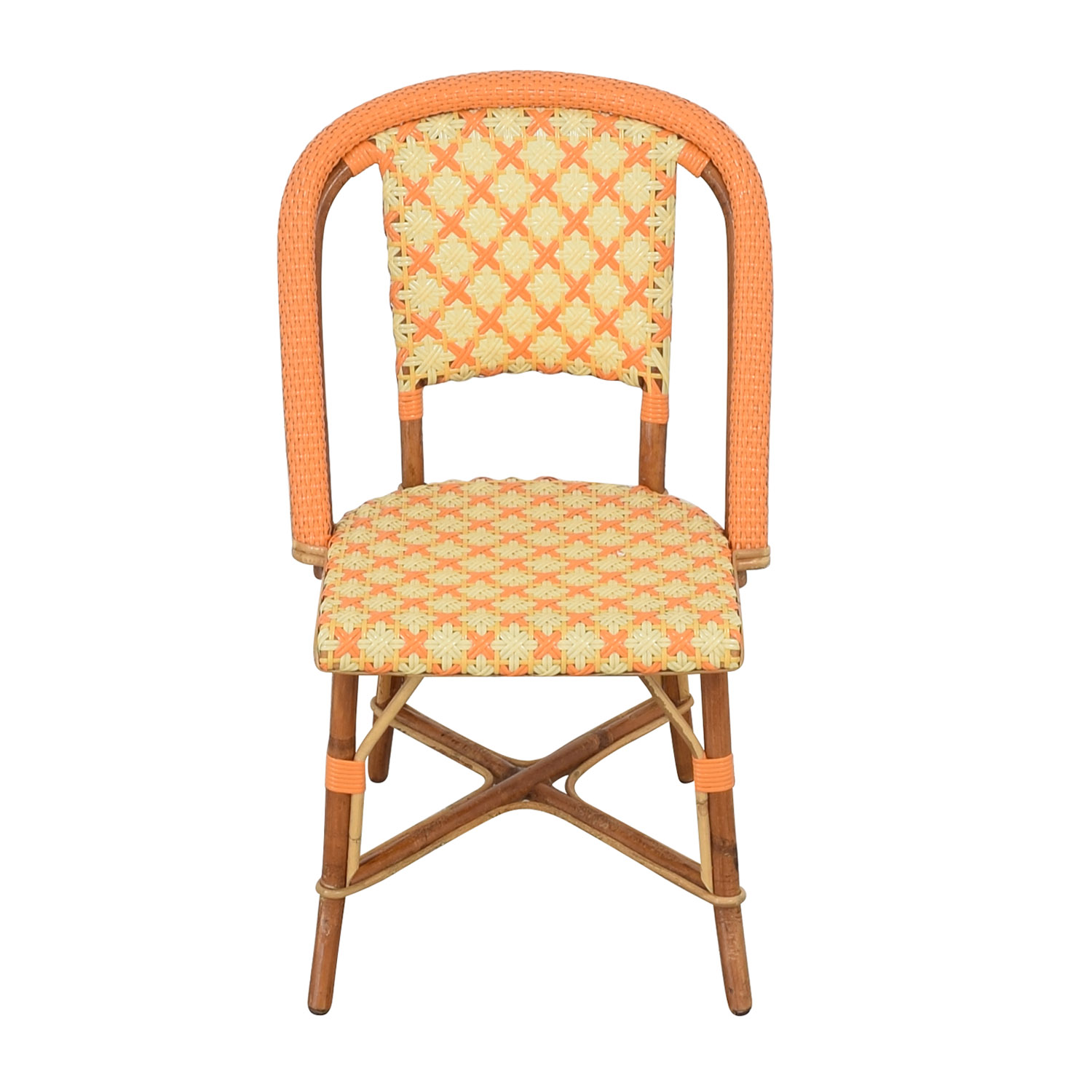 TK Collections French Bistro Chair / Dining Chairs