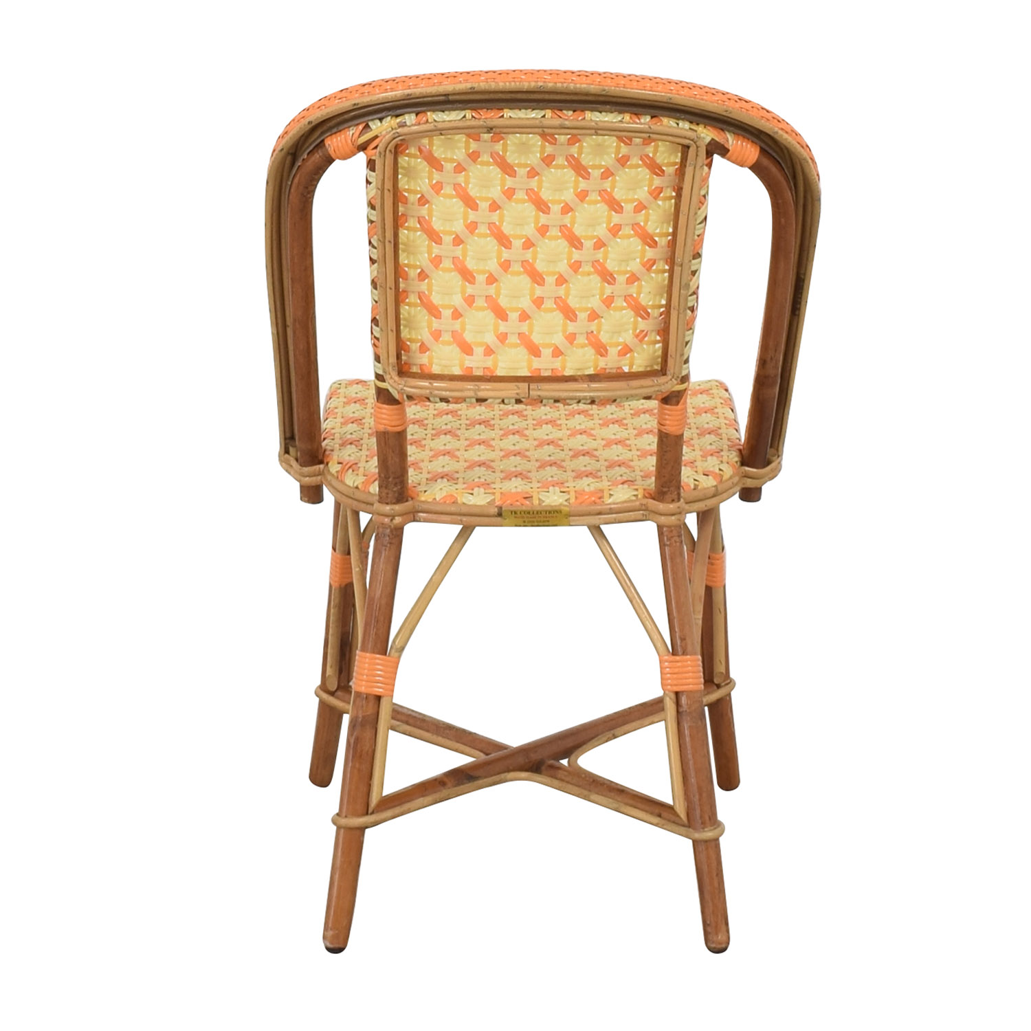 TK Collections TK Collections French Bistro Chair second hand