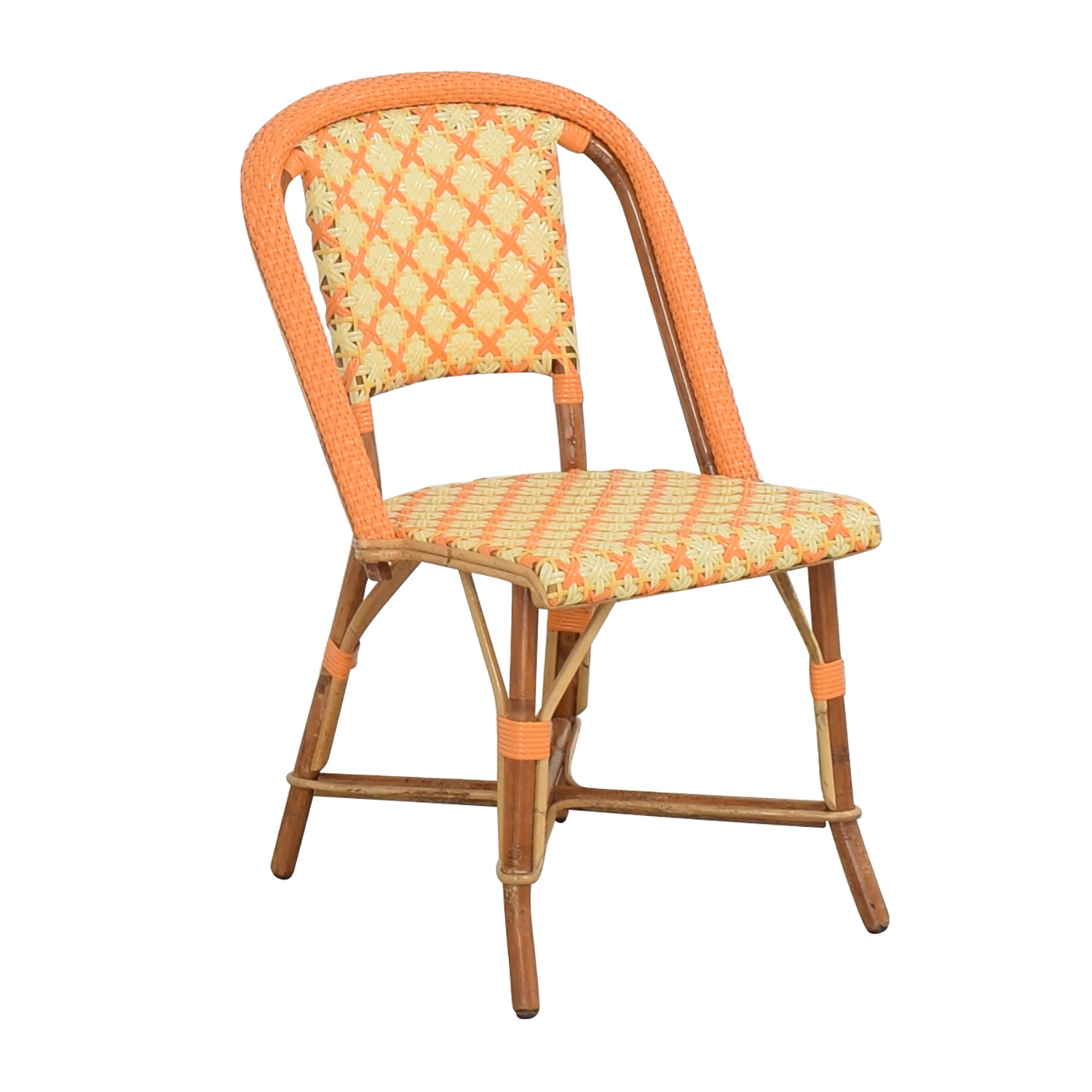 TK Collections TK Collections French Bistro Chair Dining Chairs