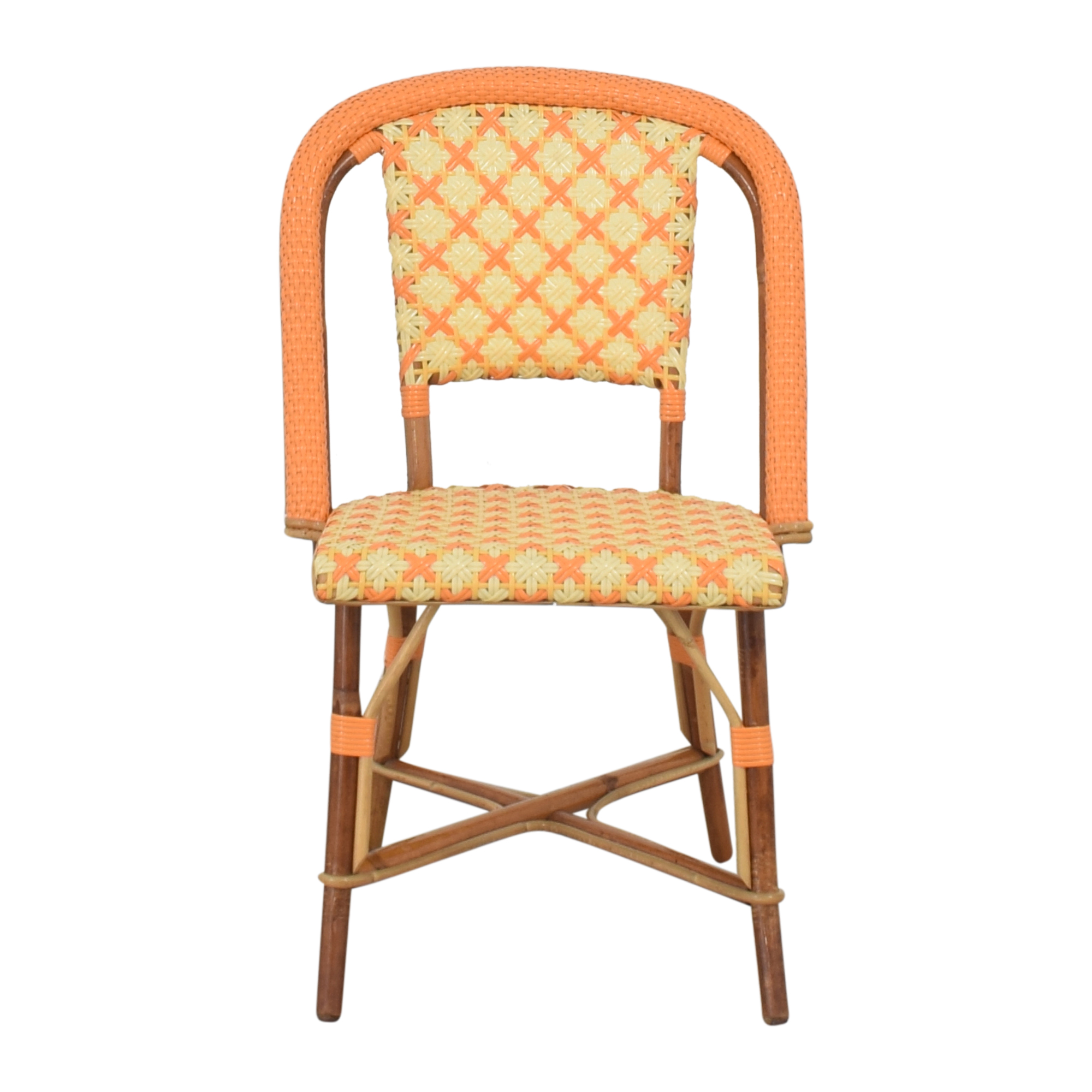 TK Collections TK Collections French Bistro Chair dimensions