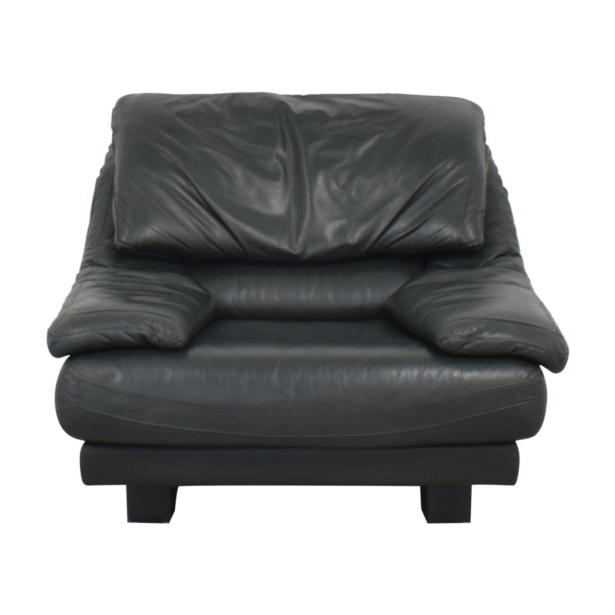 shop Natuzzi Natuzzi Padded Arm Lounge Chair online