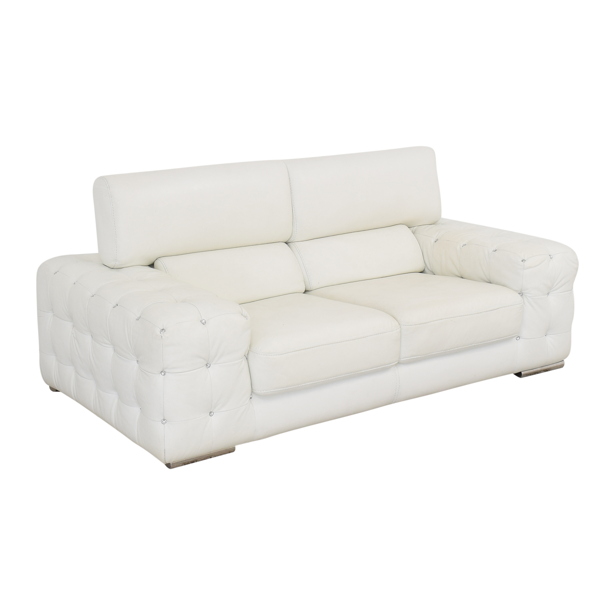 Vieri Divani Divani Casa Corinne Modern Sofa Sofas