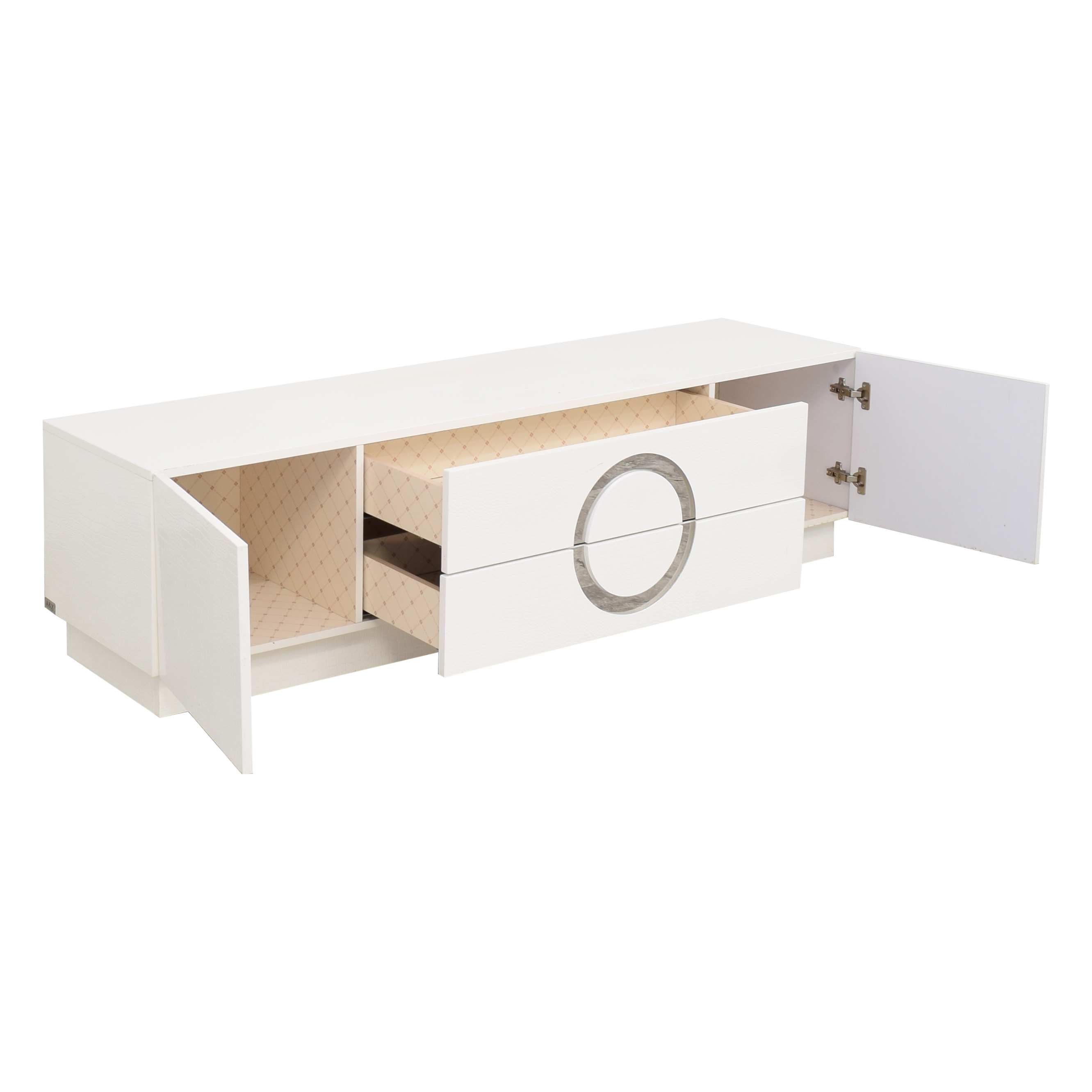 buy A&X Ovidius Modern TV Stand Armani Casa Media Units