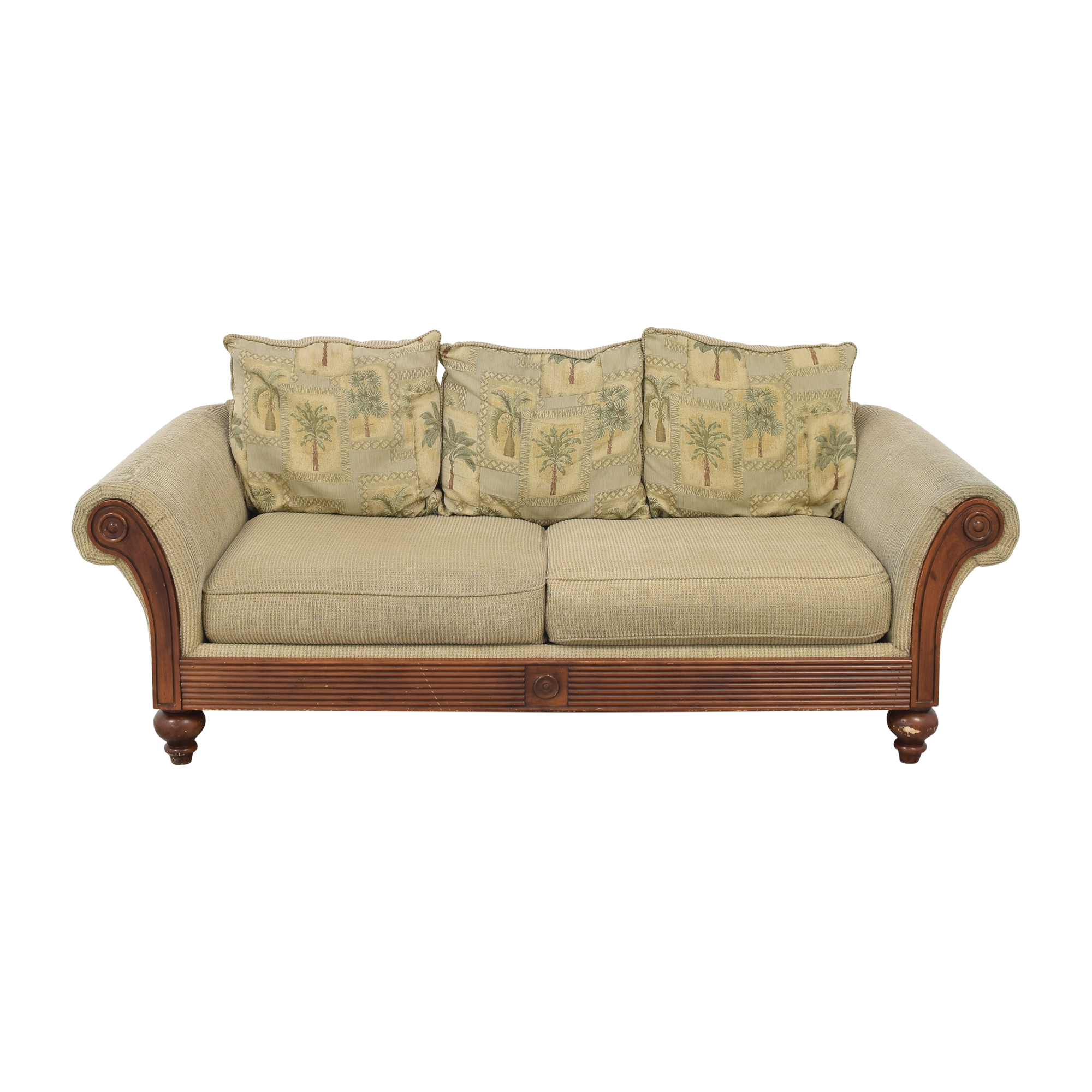 Klaussner Klaussner Chesterfield Style Sofa Sofas