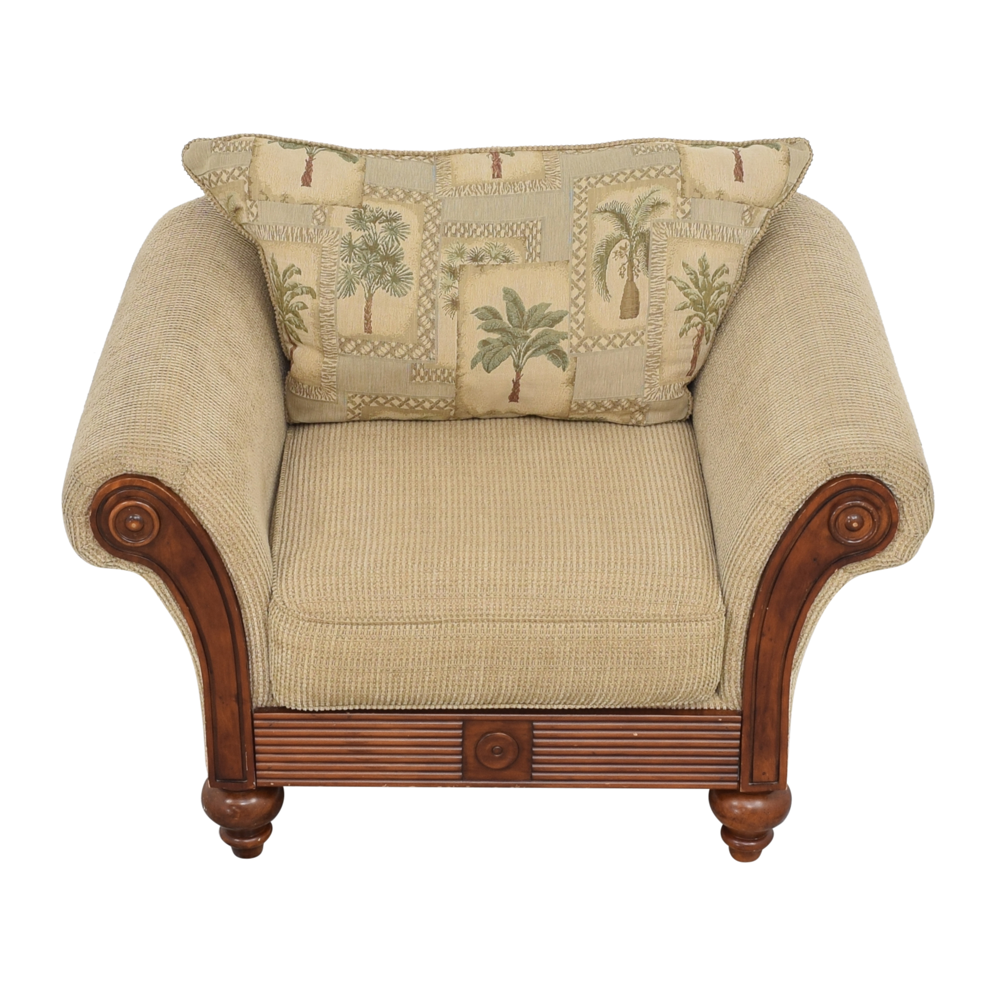 Klaussner Klaussner Club Chair second hand