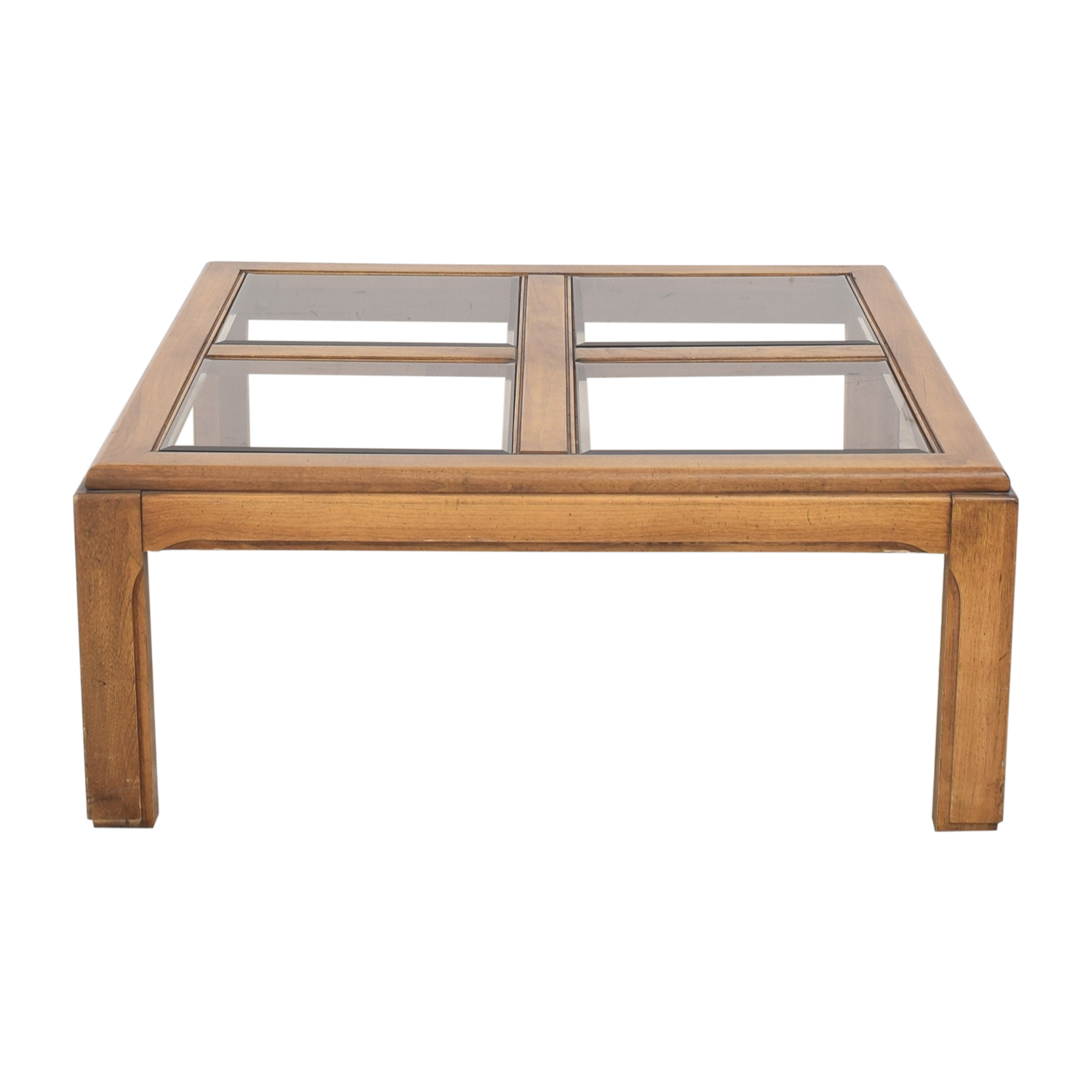 Lane Furniture Lane Furniture Glass Grid Coffee Table coupon