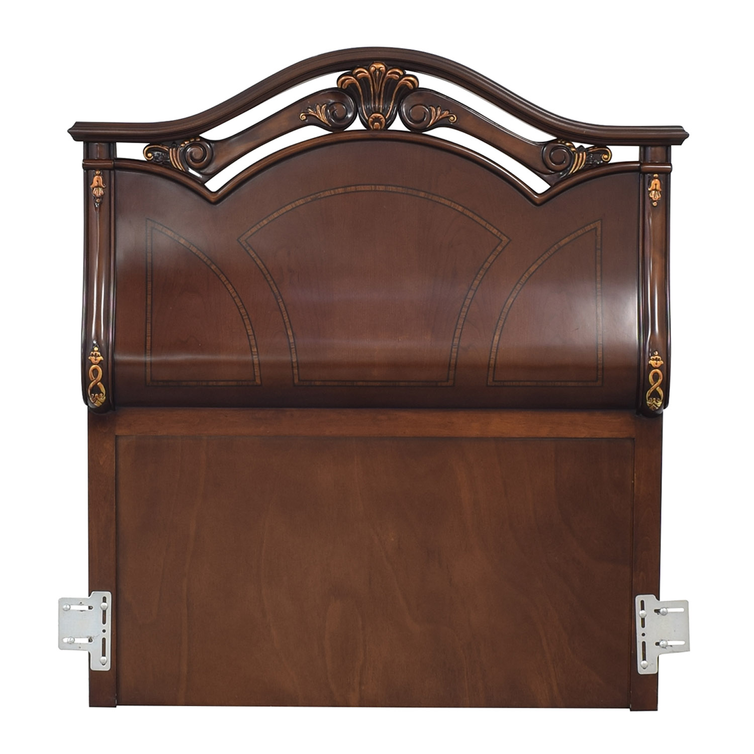 shop Twin Camelback Headboard  Beds