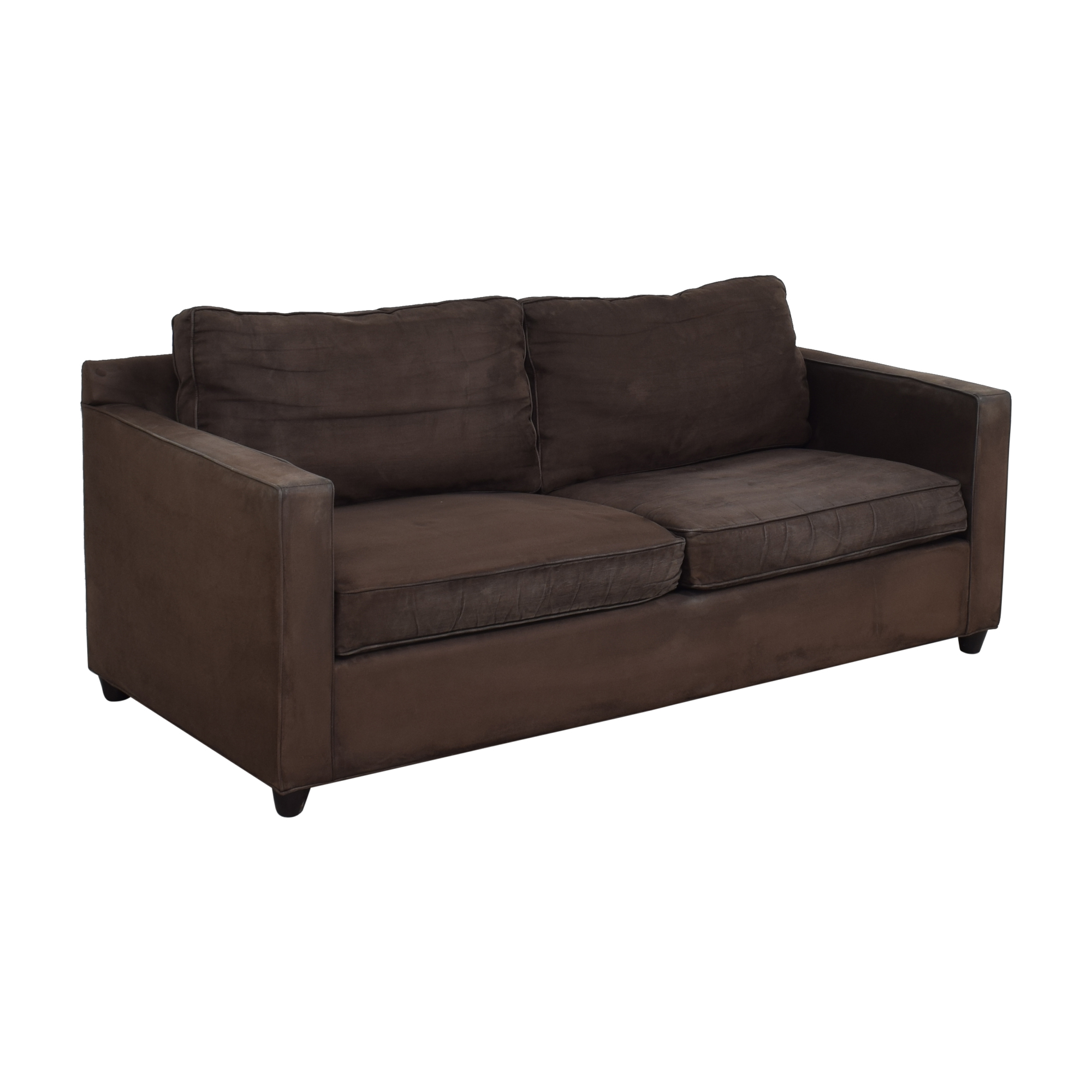 Crate & Barrel Crate & Barrel Troy Sofa Classic Sofas