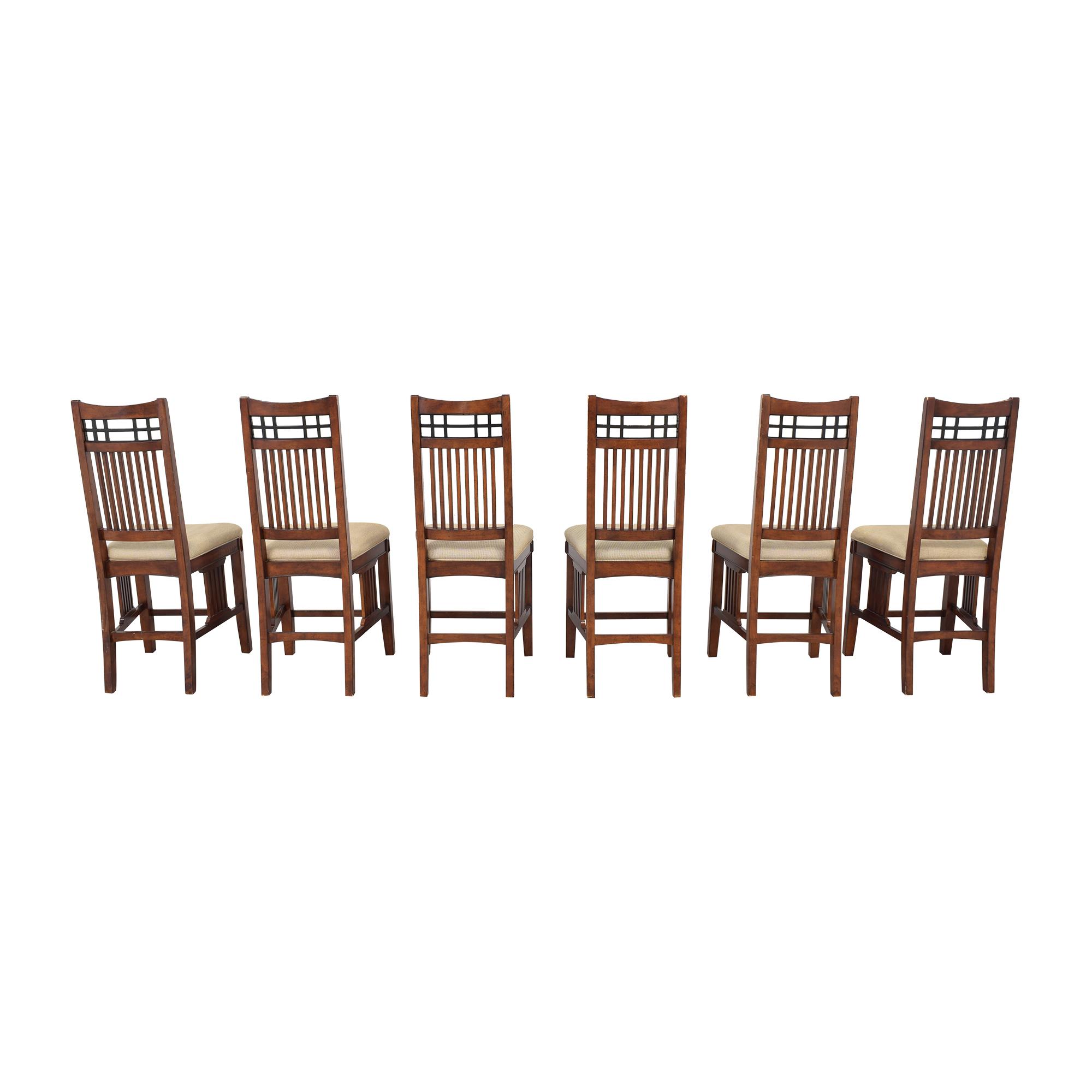 Broyhill Furniture Broyhill Vantana Upholstered Chairs second hand