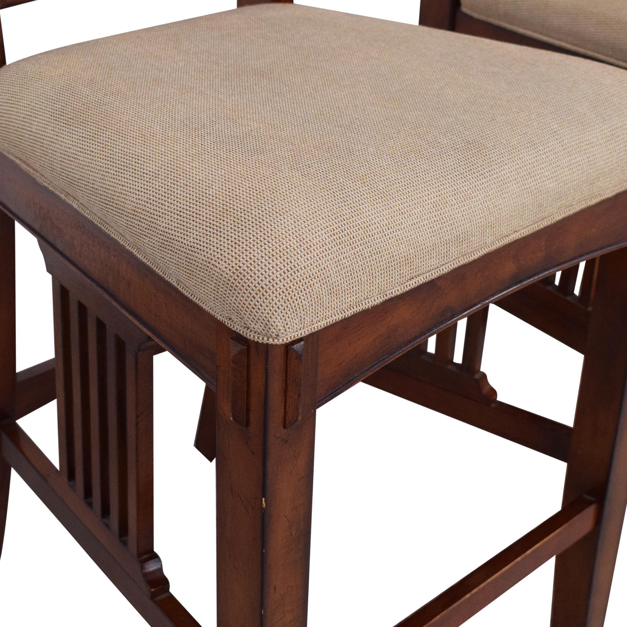 Broyhill Furniture Broyhill Vantana Upholstered Chairs brown
