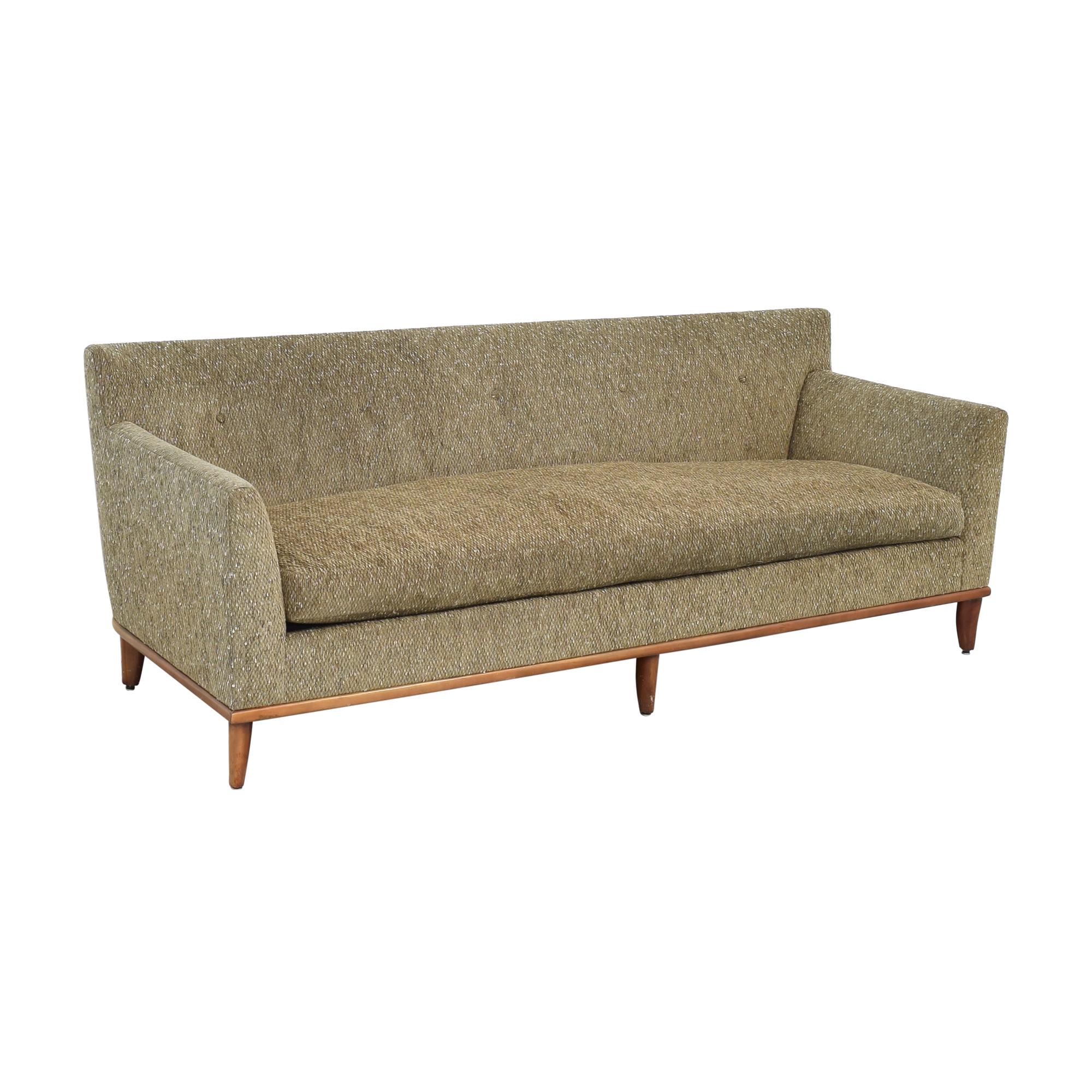 Bright Single Cushion Sofa / Classic Sofas