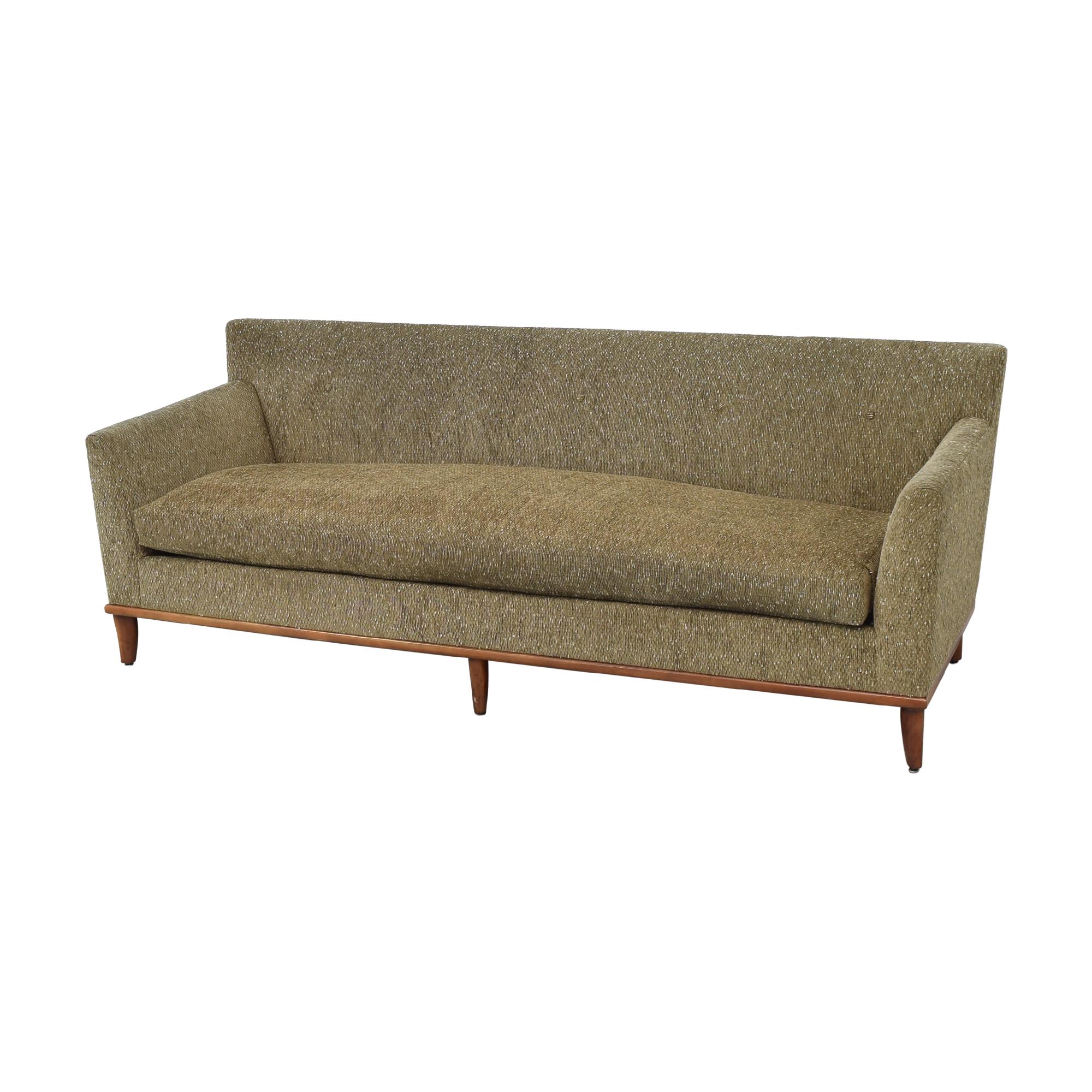 Bright Single Cushion Sofa sale