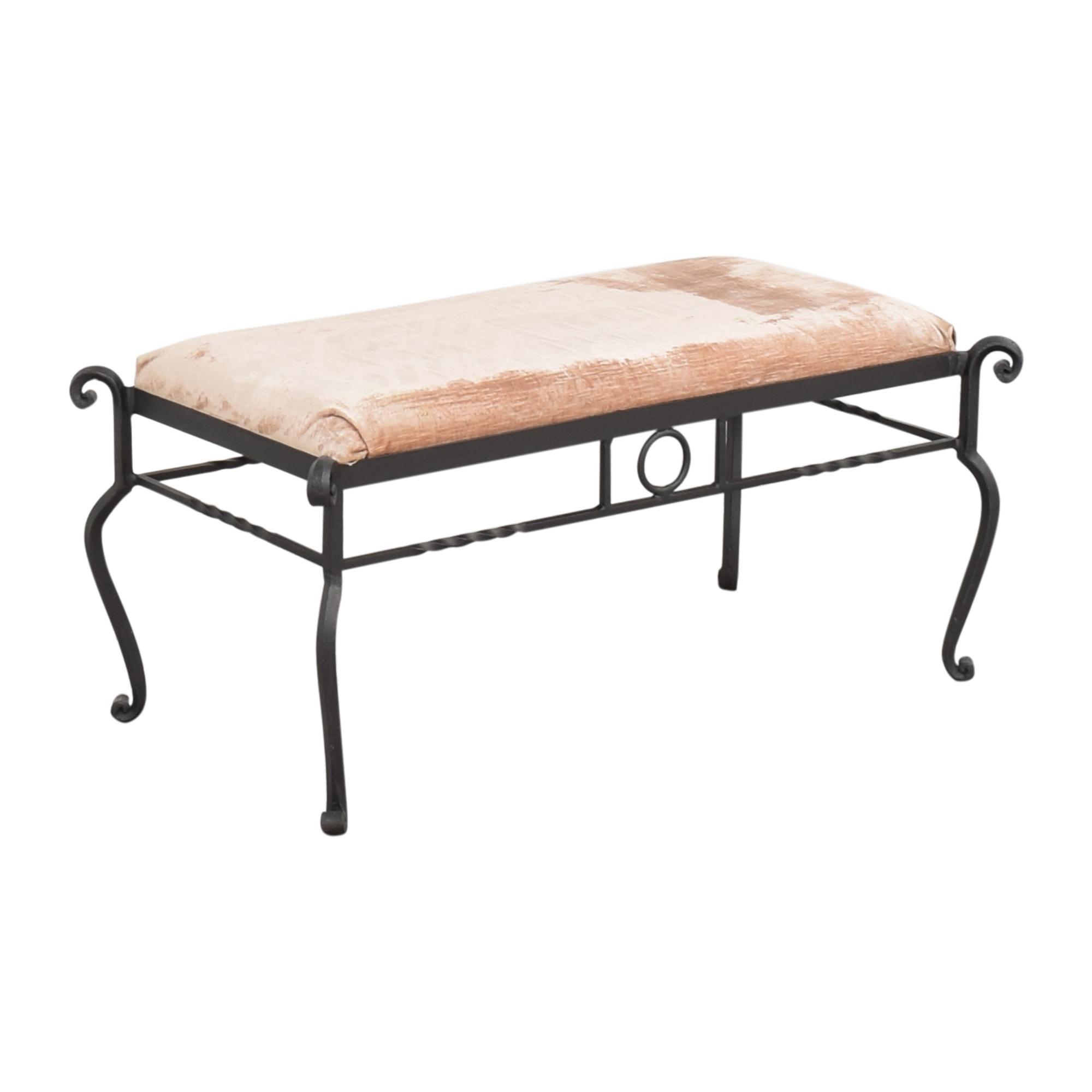 Charles P. Rogers Charles P. Rogers Iron Bench Benches