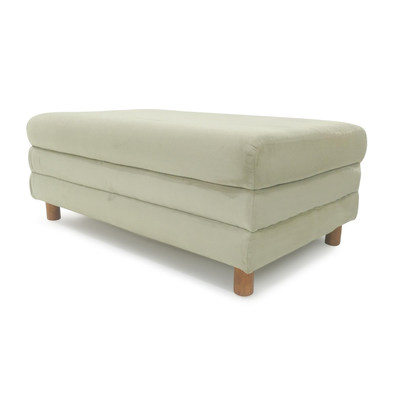 89 off ottoman with storage storage. Black Bedroom Furniture Sets. Home Design Ideas
