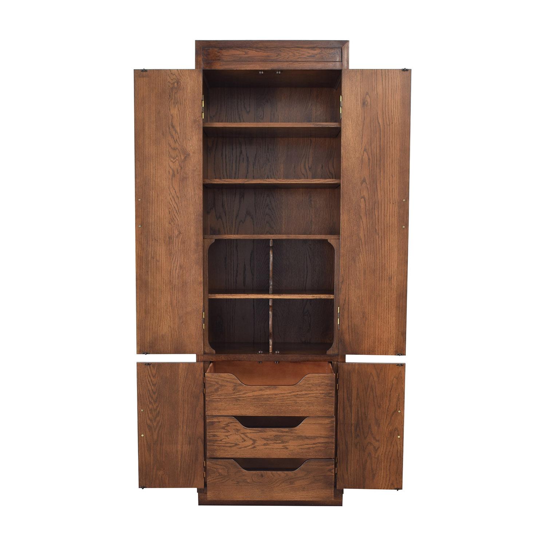 buy Henredon Furniture Henredon Scene One Campaign Armoire online