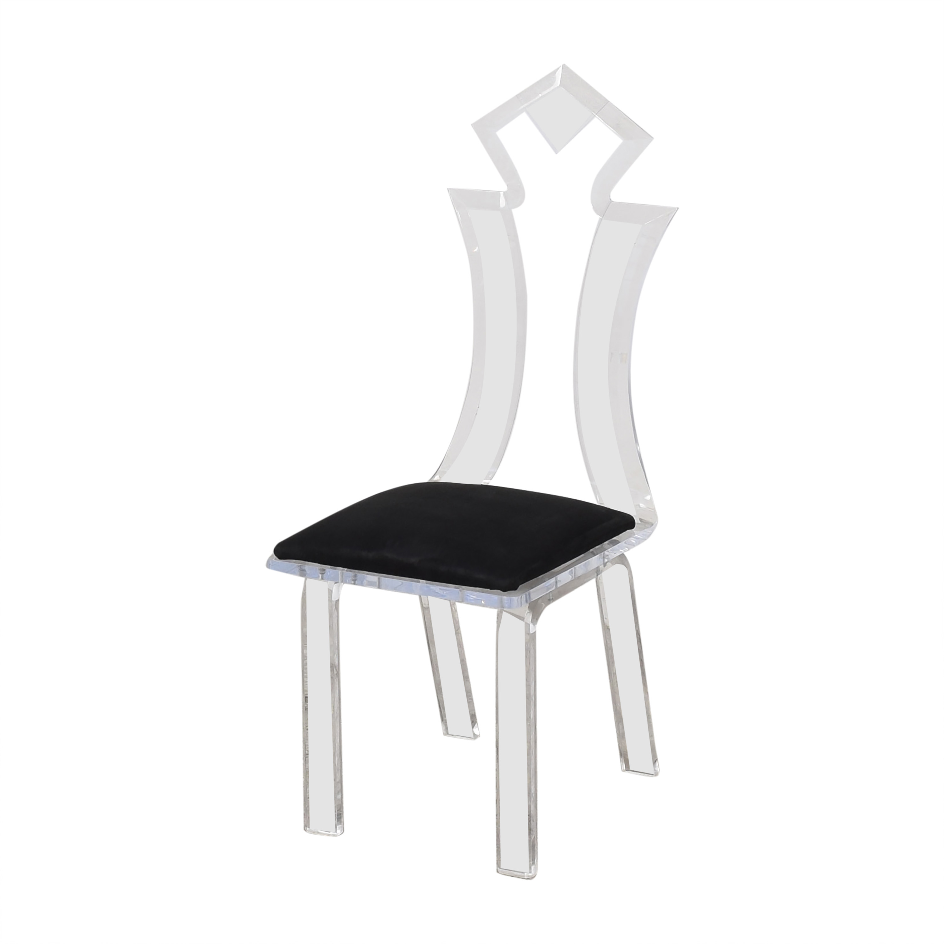 Lucite Dining Chairs / Dining Chairs